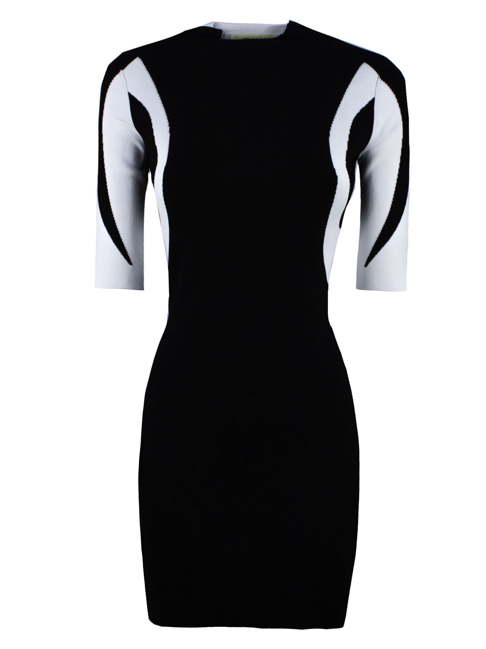 Buy 1017 ALYX 9SM Black Rib Knit Turtleneck Dress online, shop 1017 ALYX 9SM with free shipping