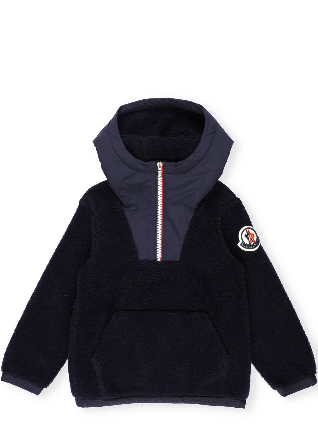 Moncler Sherling Jacket
