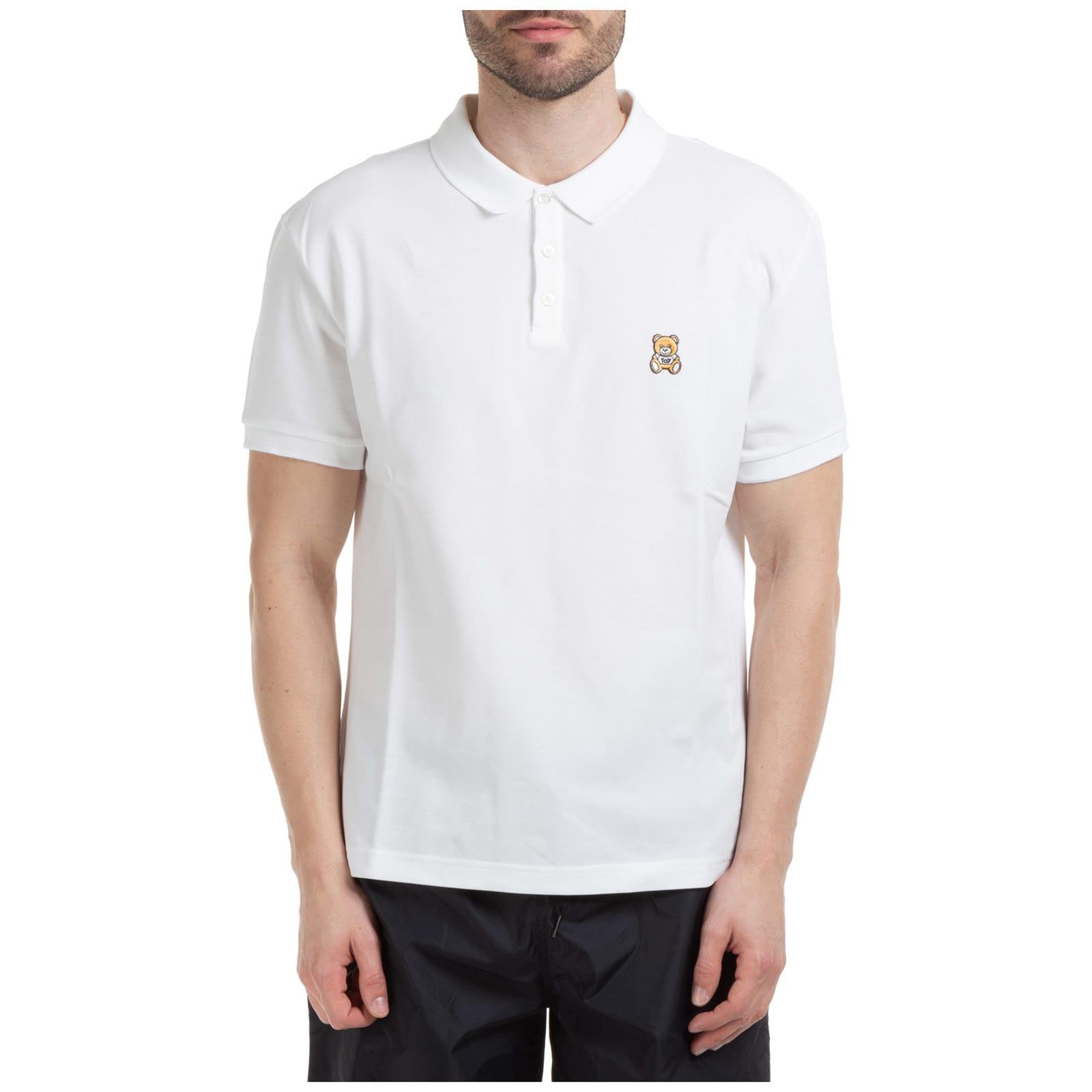 Moschino Teddy Polo Shirts
