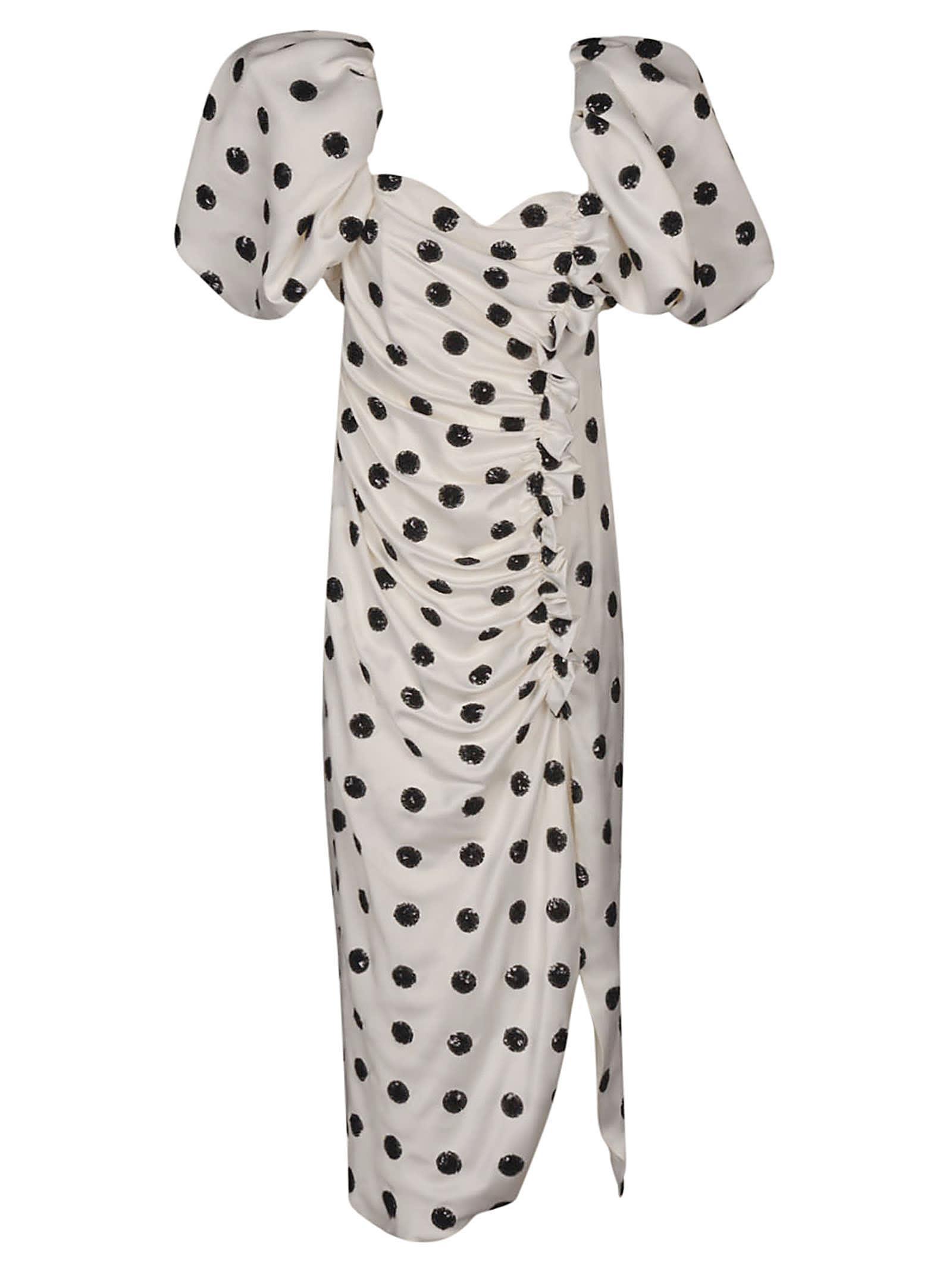 Buy Giuseppe di Morabito Polka-dot Dress online, shop Giuseppe di Morabito with free shipping