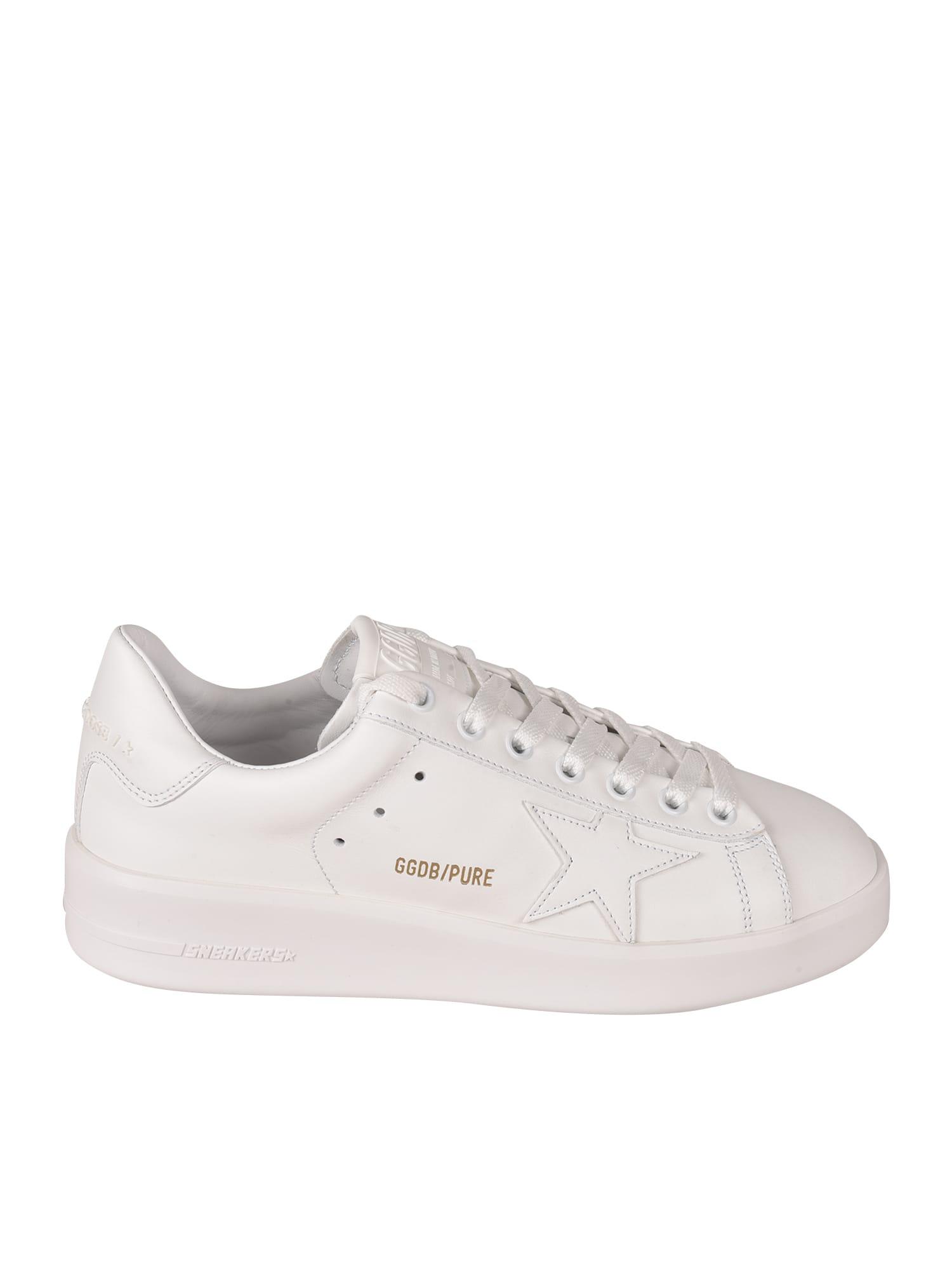 Golden Goose Pure Star New Sneakers