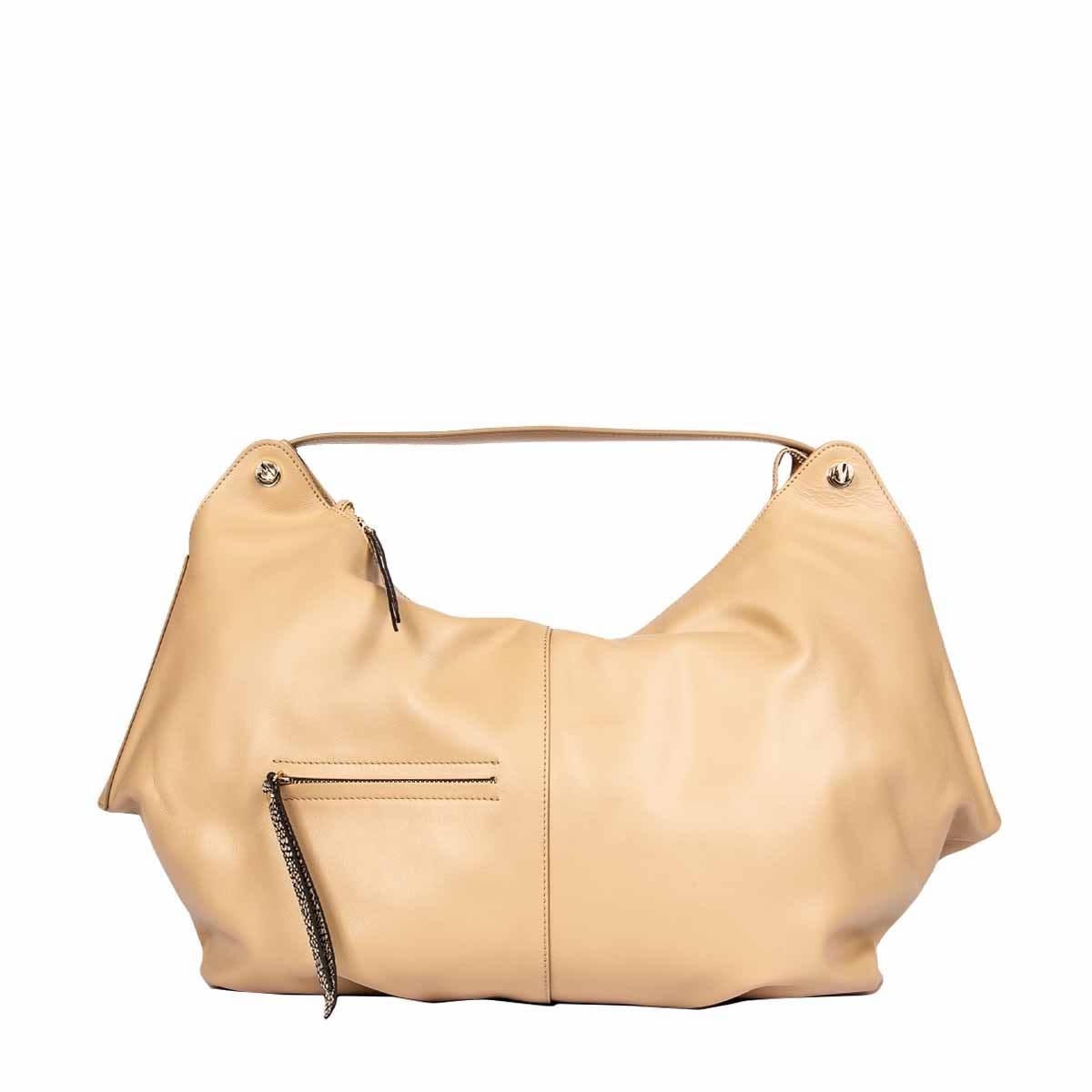 Borbonese Large Hobo Shoudel Bag