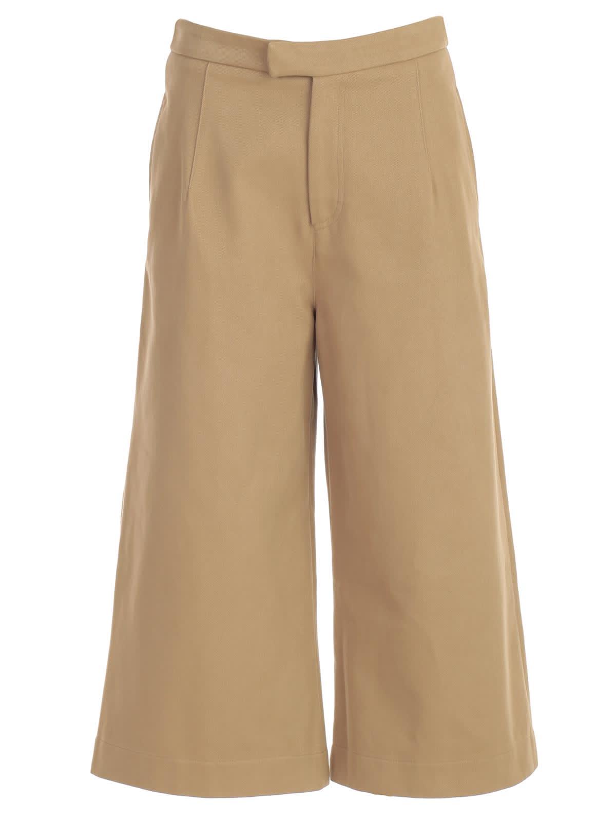 Jejia Nice Pants Cropped Wide Leg