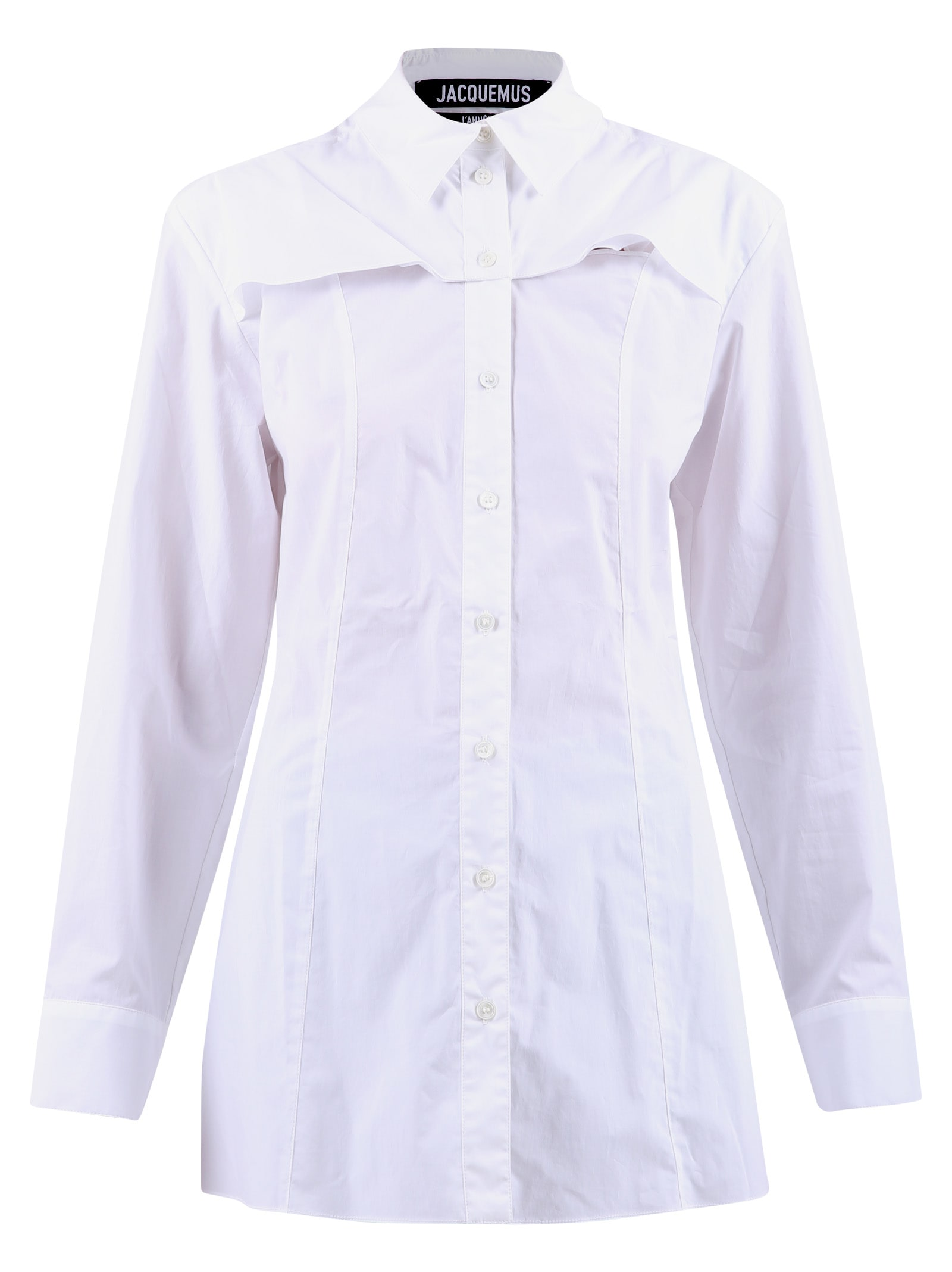 Jacquemus Slim Fit Shirt