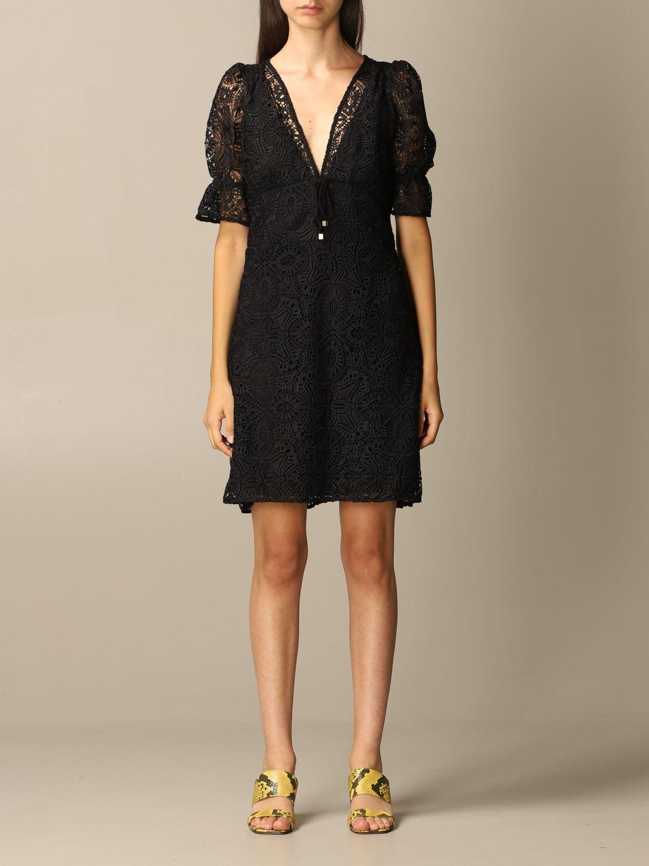 Michael Michael Kors Dress Michael Michael Kors Short Lace Dress