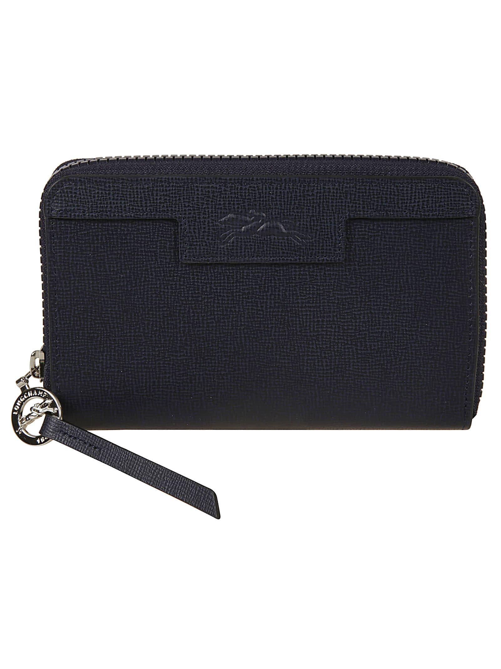 Longchamp Zip-around Wallet