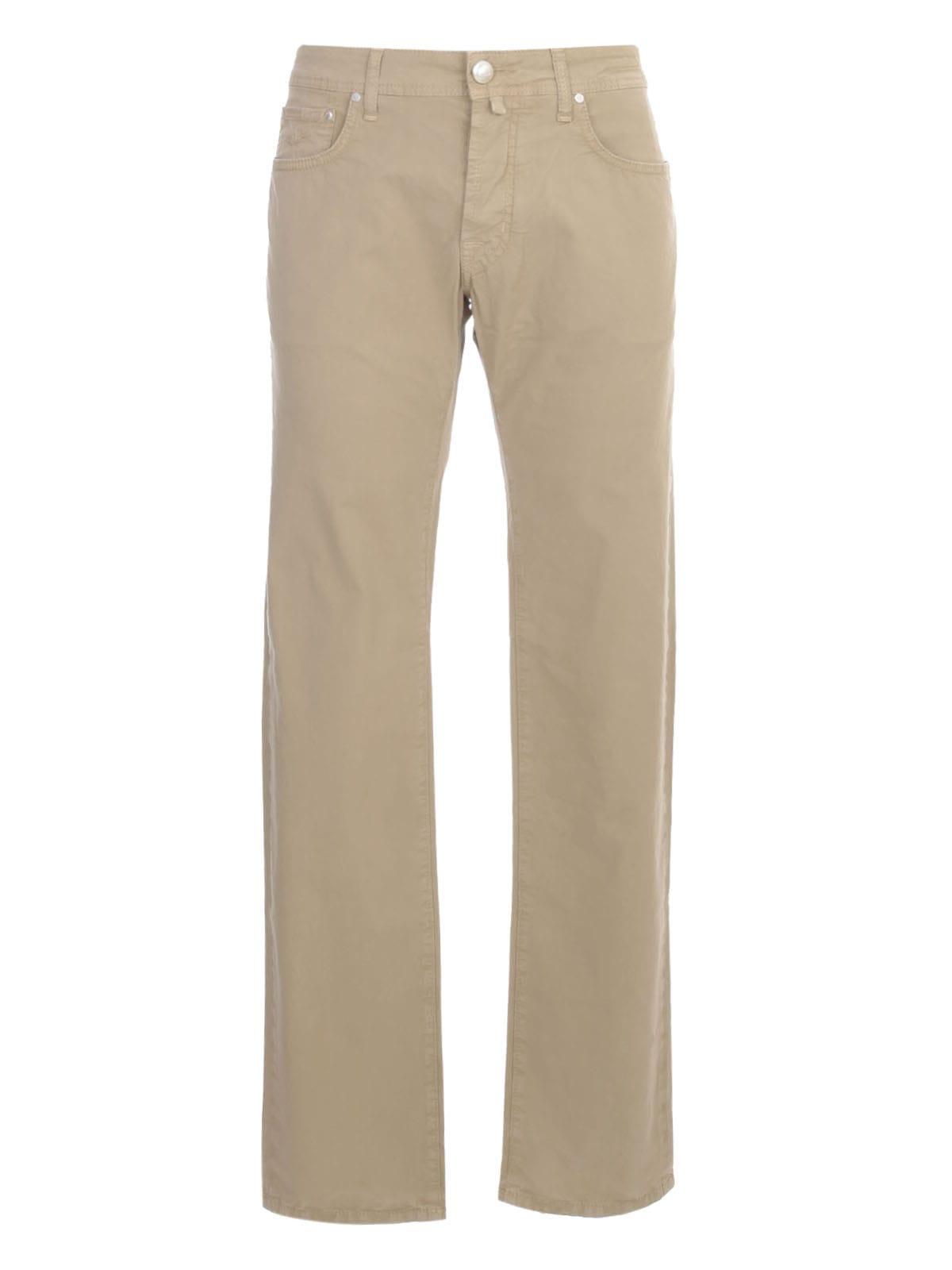 Jacob Cohen 5 Pockets Comfort Ppt Str Vintage
