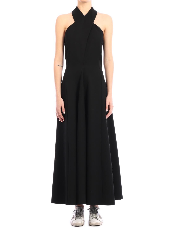 Buy Jil Sander Melinda Wool Dress Black online, shop Jil Sander with free shipping