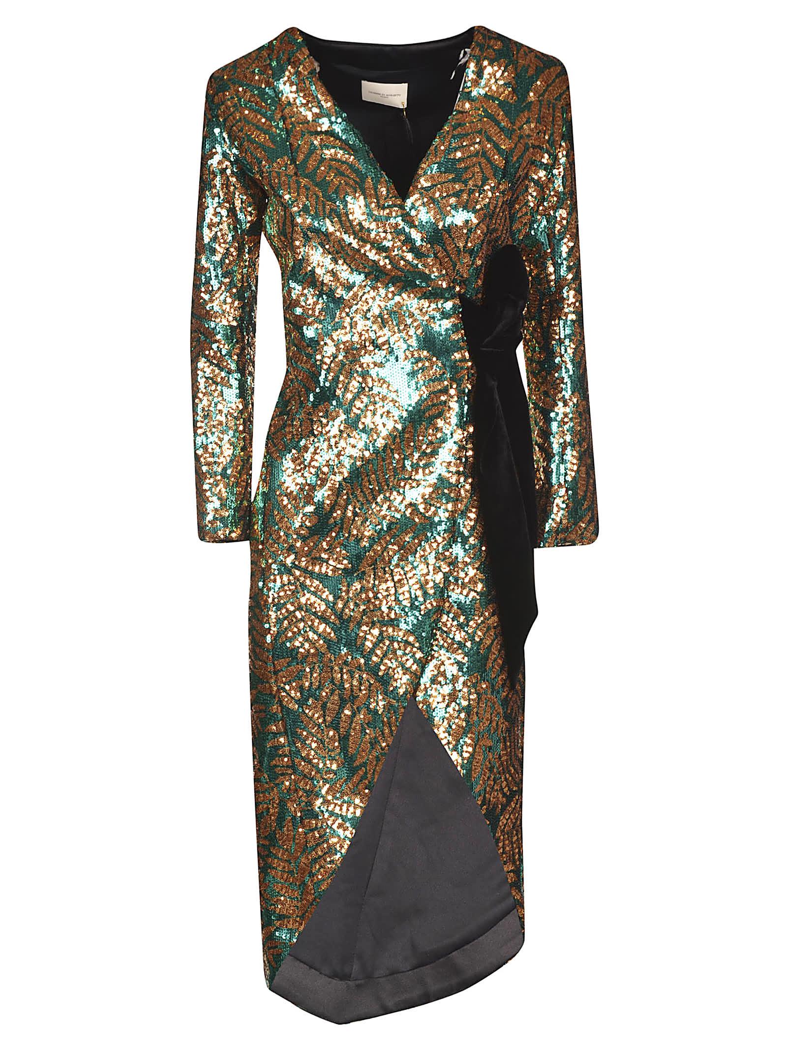 Giuseppe di Morabito Asymmetric Gathered Dress