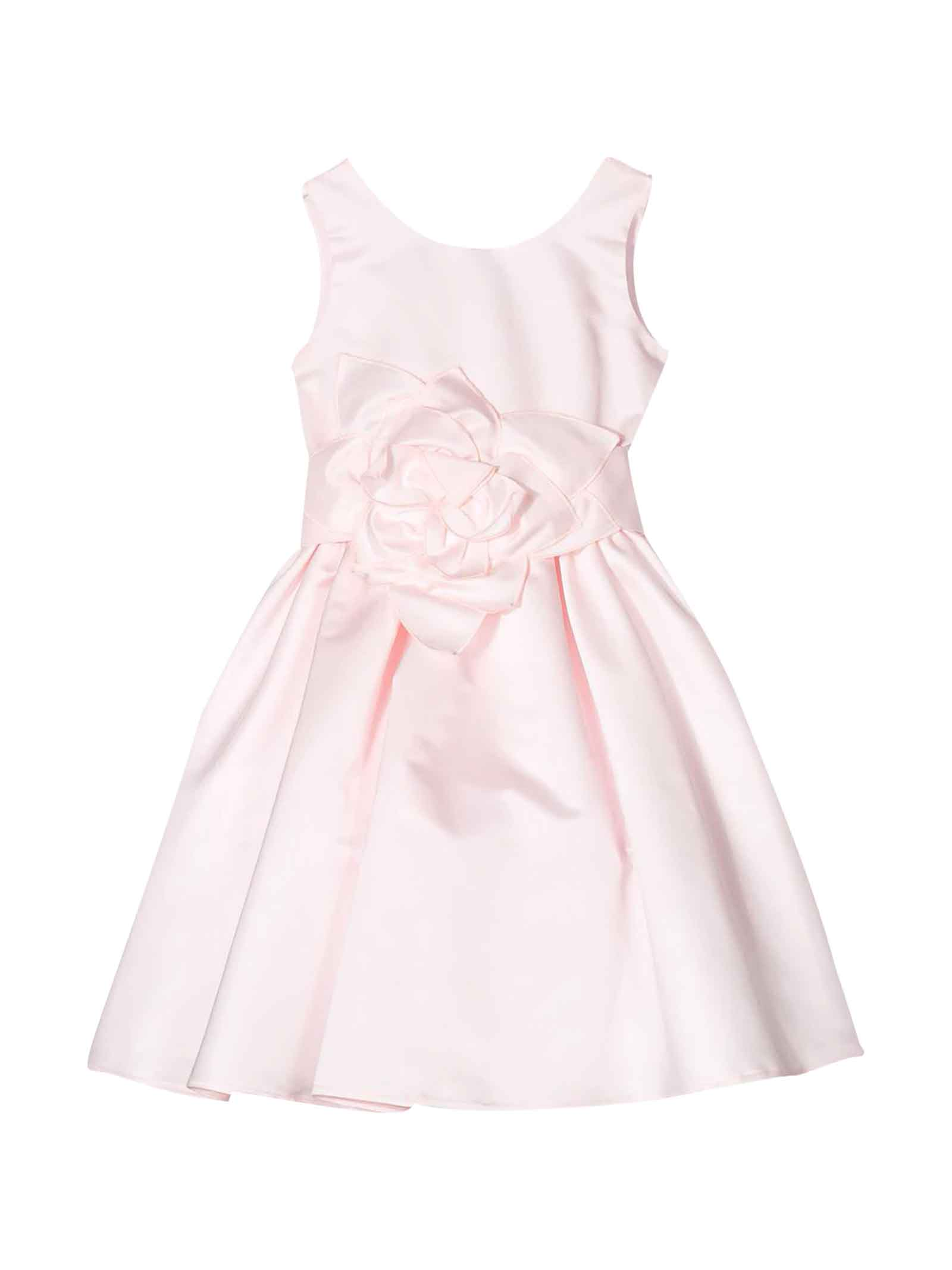 Buy Piccola Ludo Pink Dress online, shop Piccola Ludo with free shipping