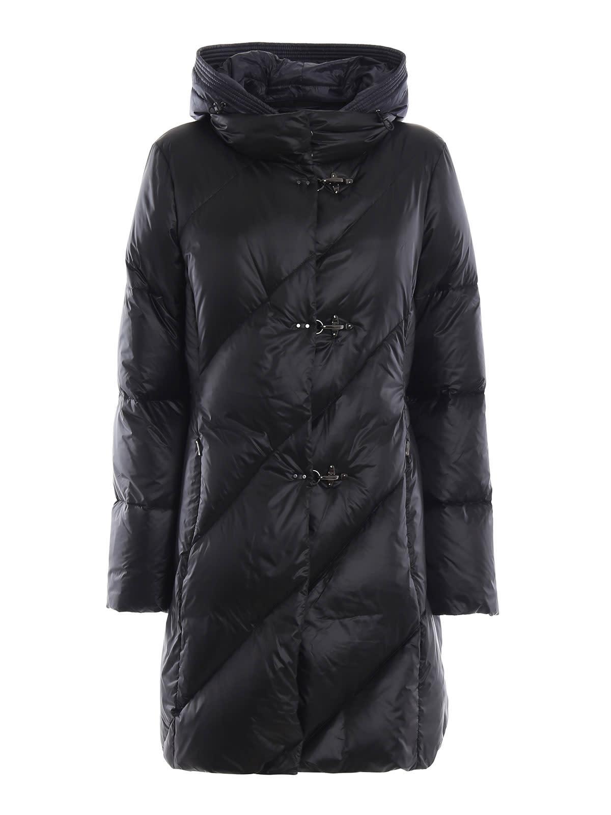 Fay Long Down Coat