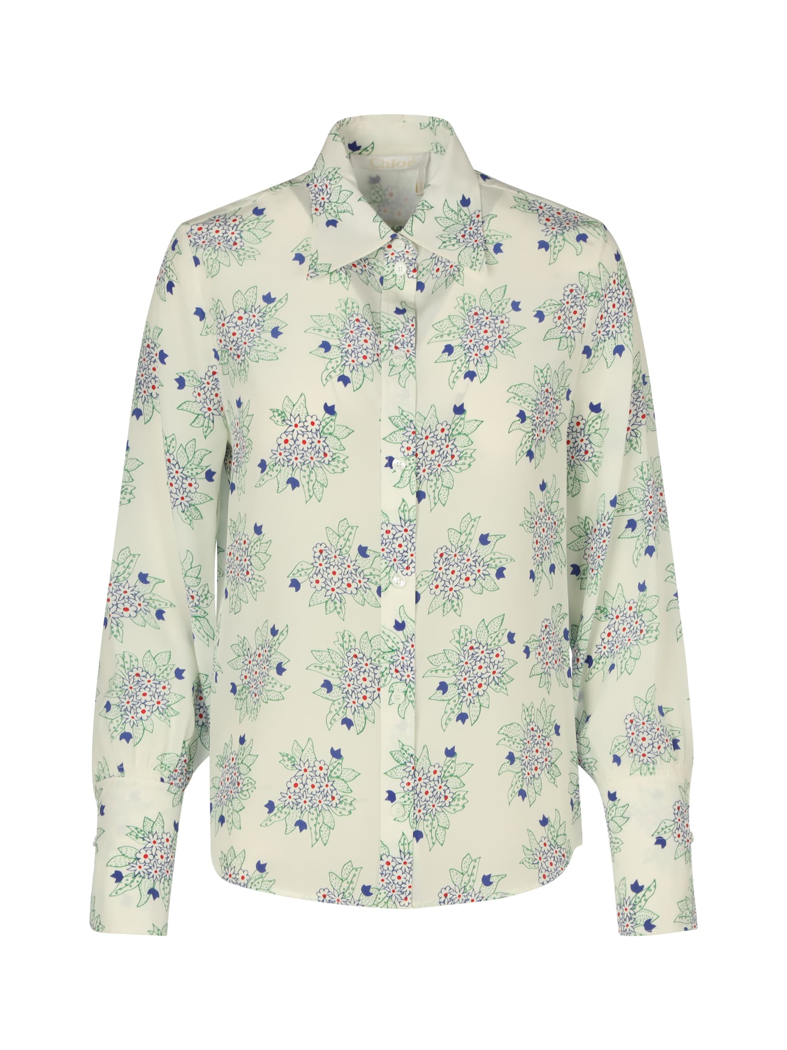 Chloé Clothing FANTASY SHIRT