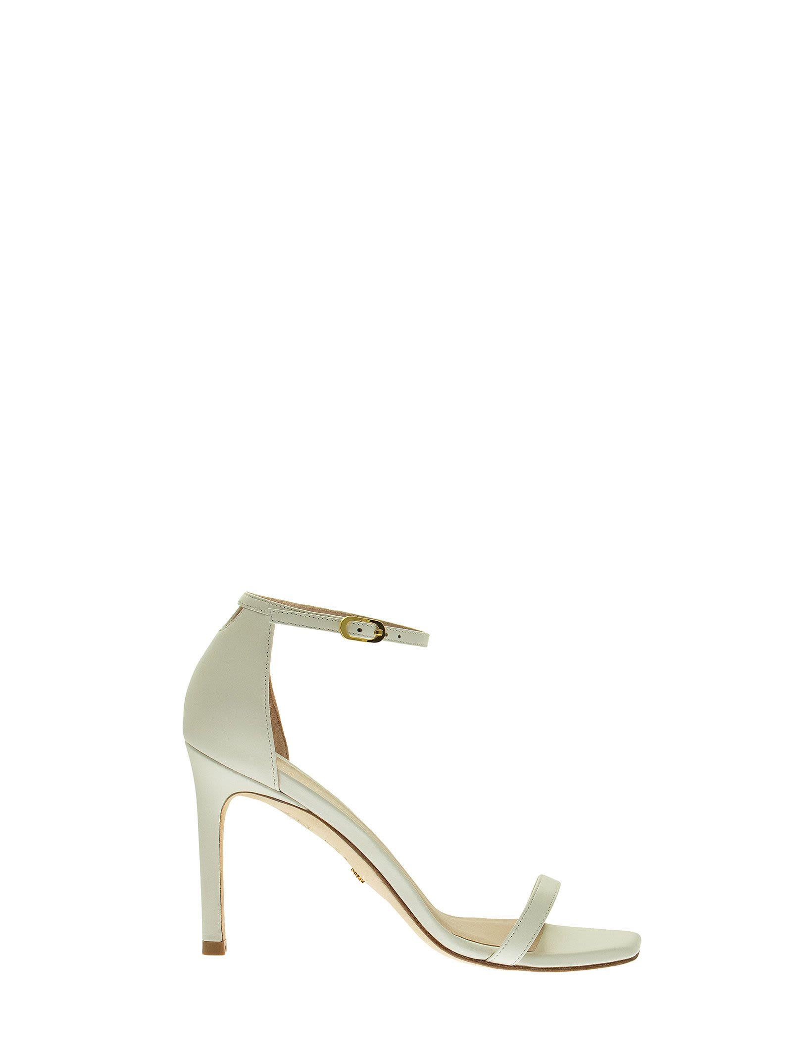 Buy Stuart Weitzman Amelina 95 - Heeled Sandal online, shop Stuart Weitzman shoes with free shipping