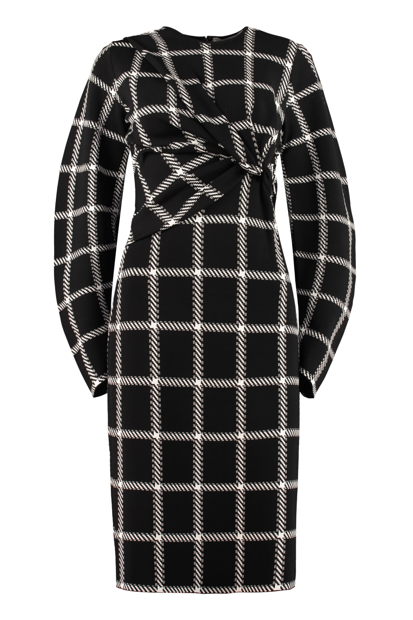 Stella McCartney Checked Knitdress