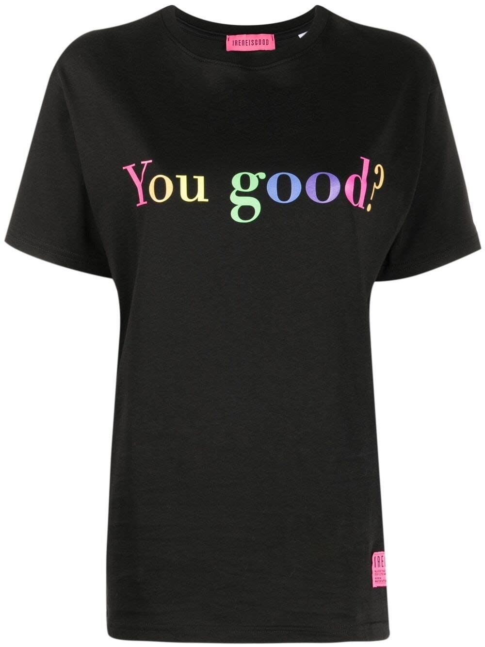 Good Ts Jersey T-shirt