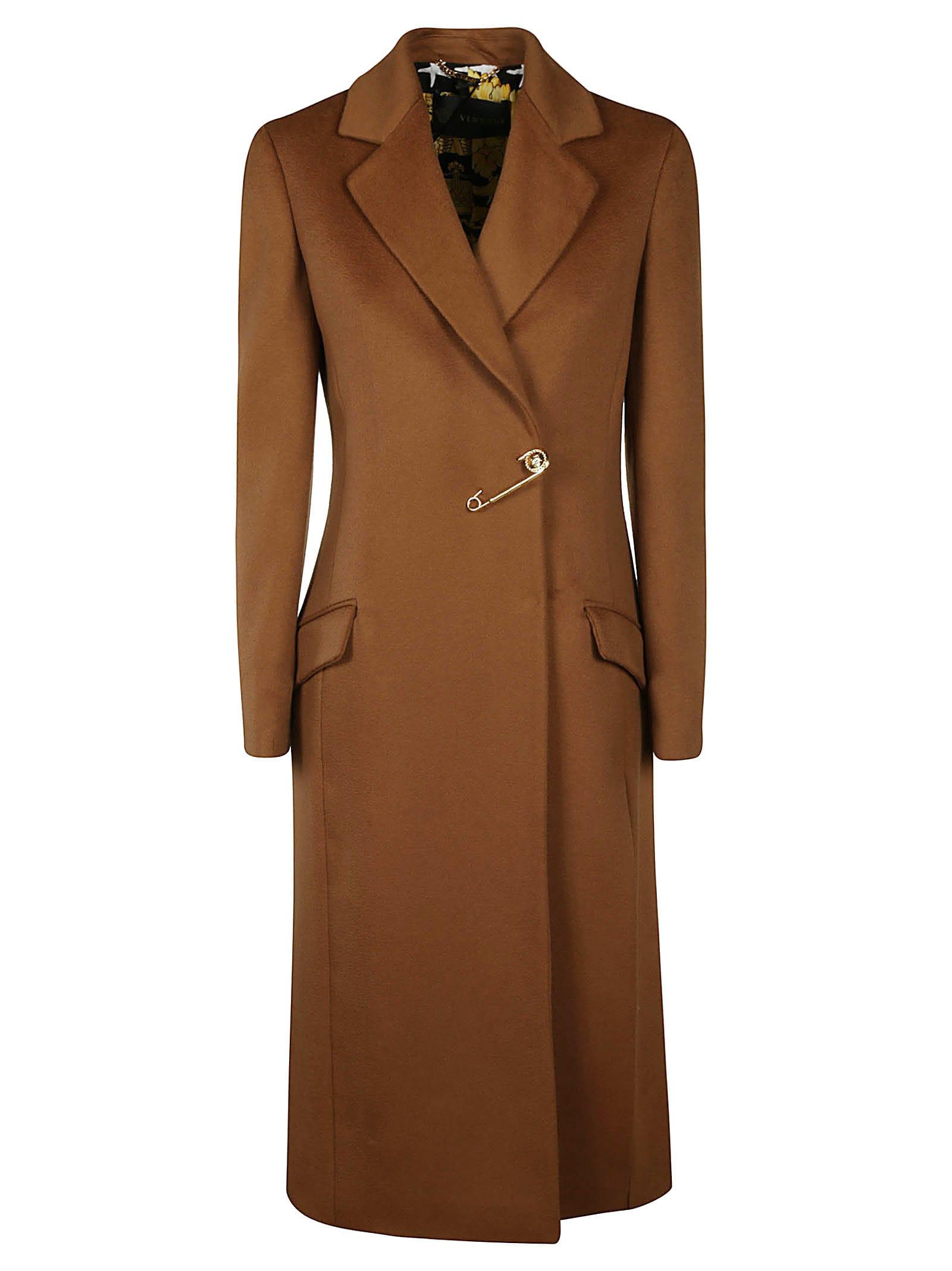 Versace Concealed Coat