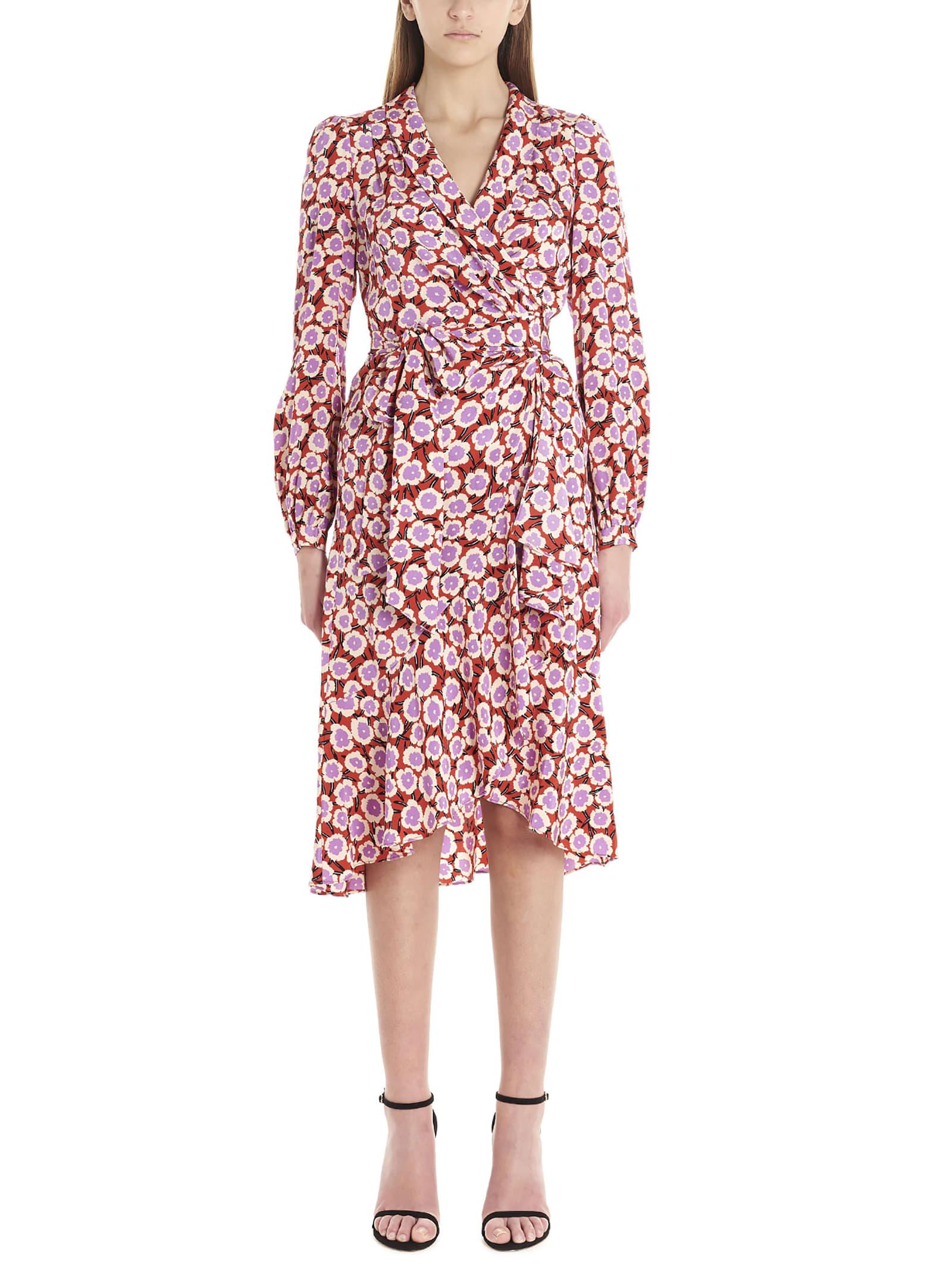 Buy Diane Von Furstenberg carla Two Dress online, shop Diane Von Furstenberg with free shipping