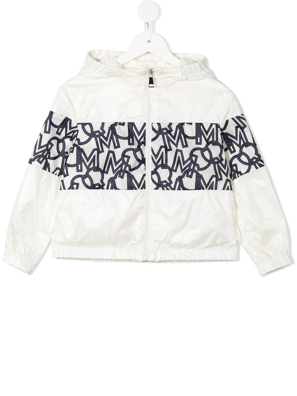 Kid White Vilna Jacket