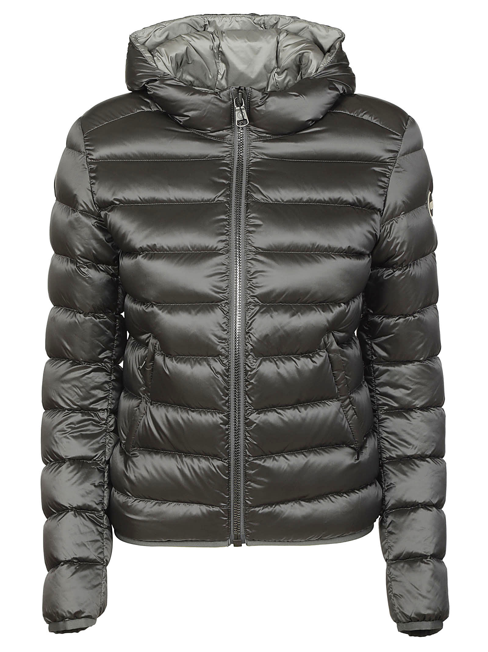 Colmar Zip Hooded Padded Jacket