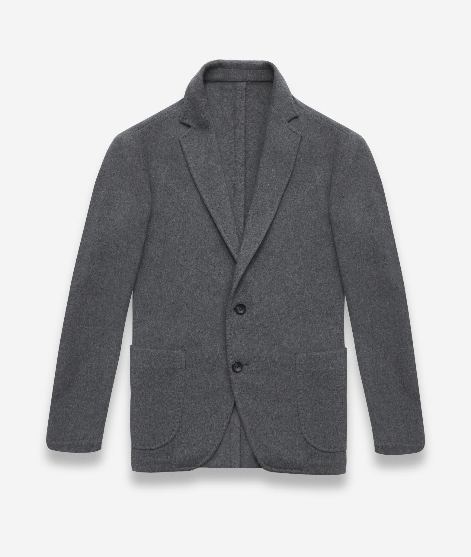 Cashmere Sport Coat whitman