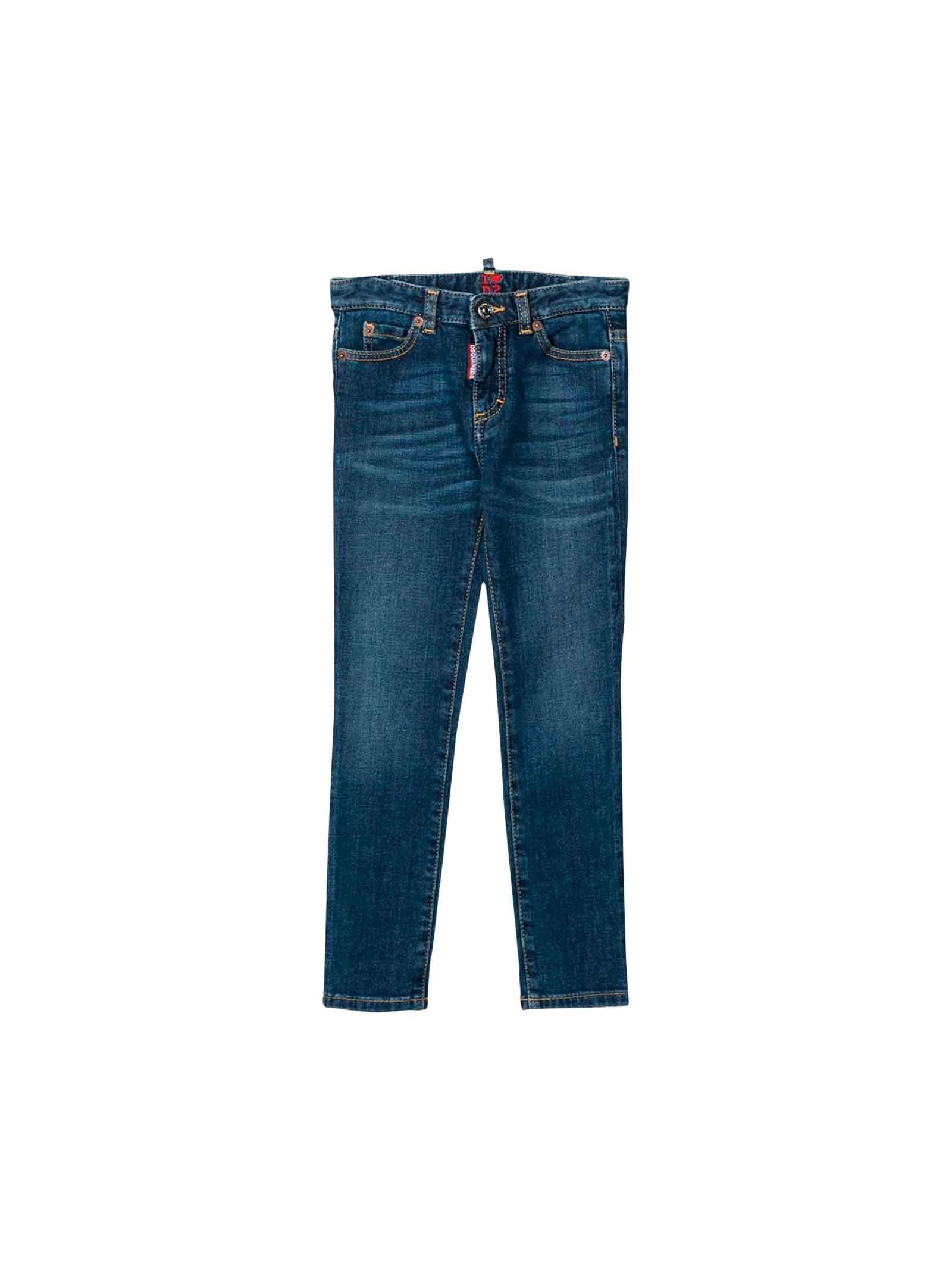 Blue Jeans Dsquared2 Dsquared2 Jeans Blue Blue Jeans Skinny Skinny Skinny Dsquared2 Dsquared2 oeBWxrdC