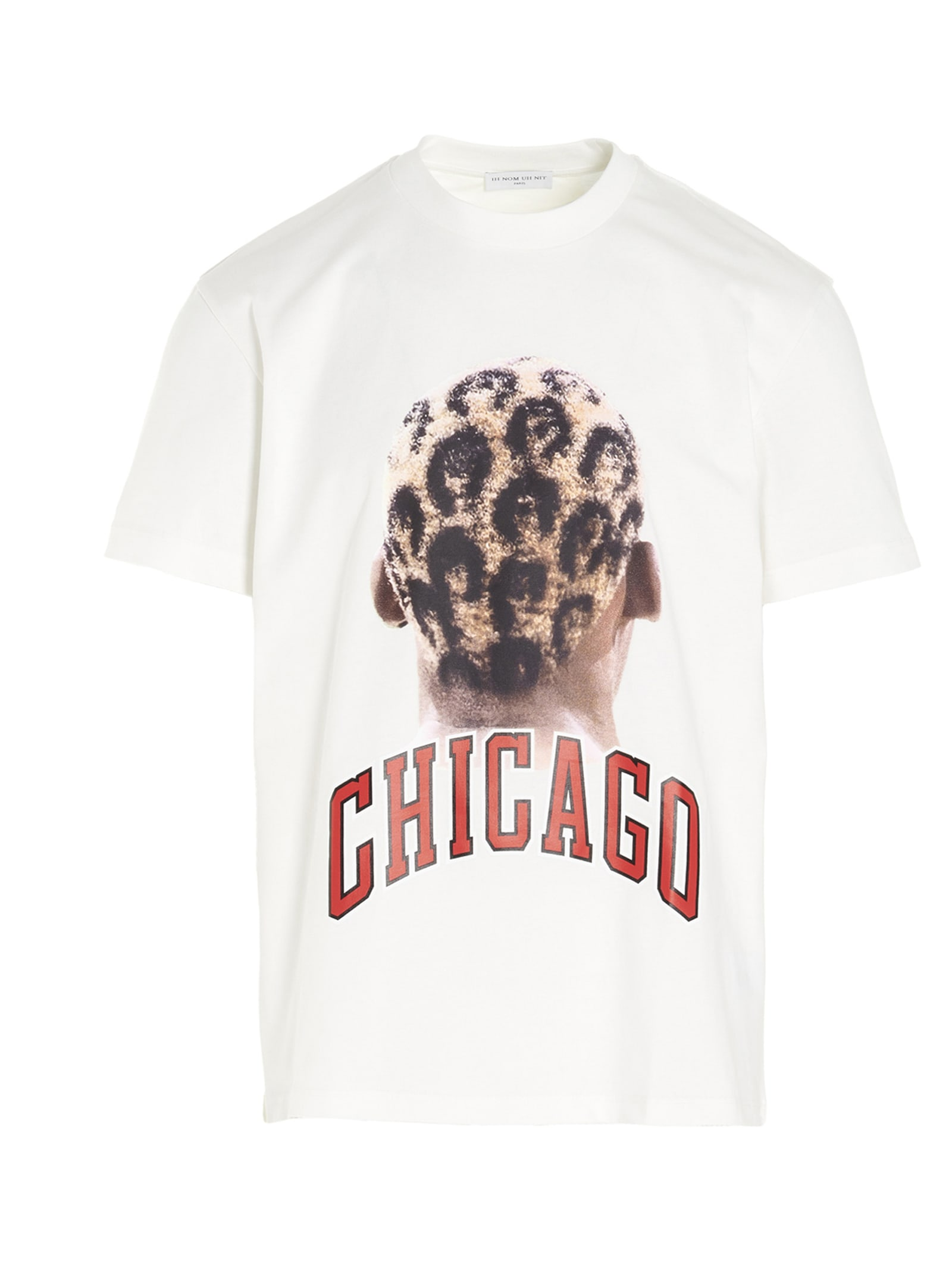 Ih Nom Uh Nit T-shirts CHICAGO PLAYER T-SHIRT
