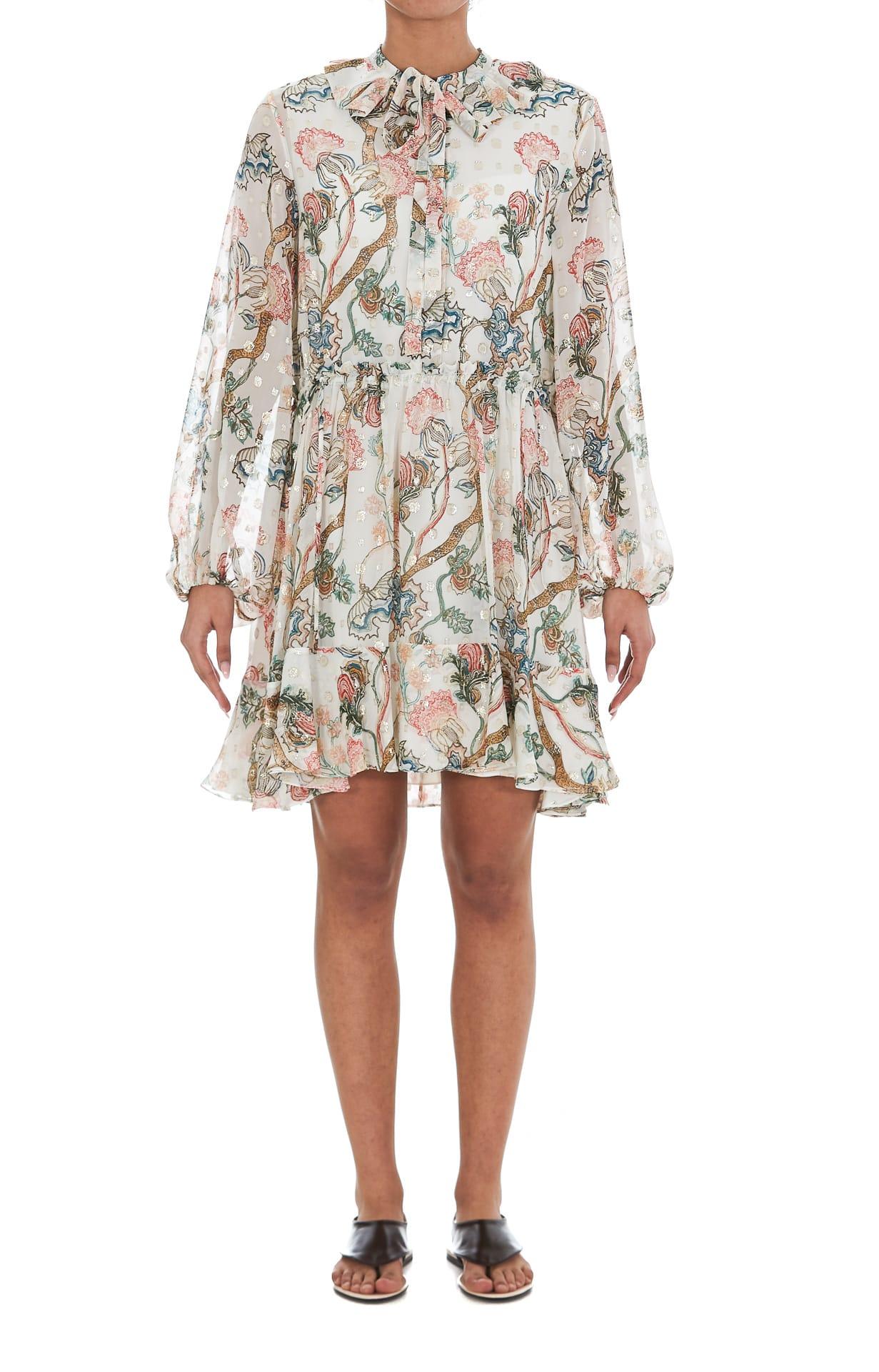 Buy Chloé Dress online, shop Chloé with free shipping