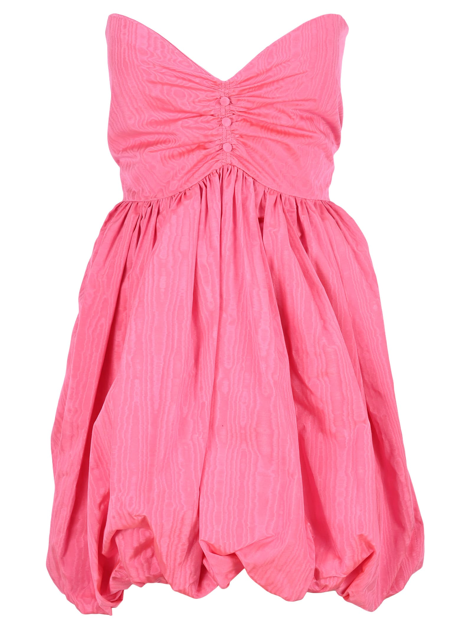 Buy Msgm Balloon Mini Dress online, shop MSGM with free shipping