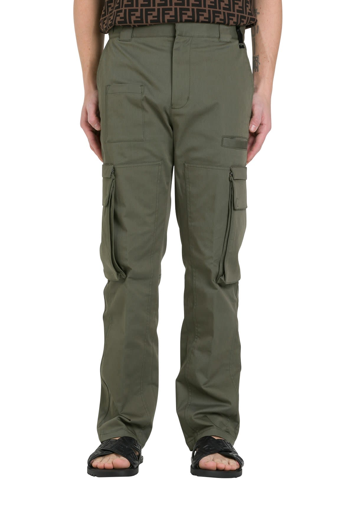 Fendi Cargo Pants