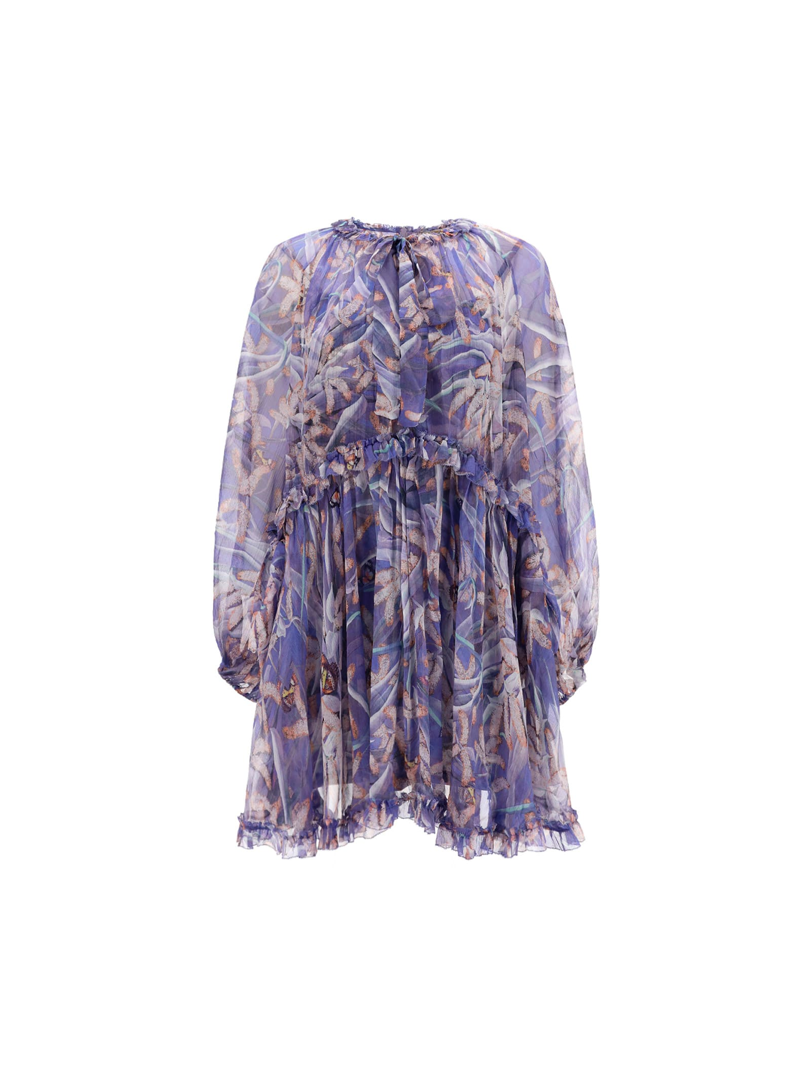 Buy Botanica Dress online, shop Zimmermann with free shipping