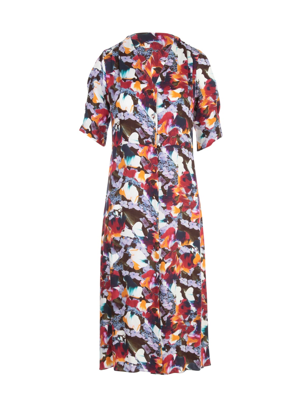 Buy PS by Paul Smith V Neck Dress online, shop PS by Paul Smith with free shipping