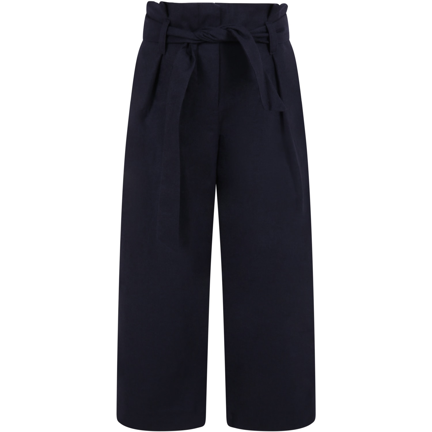 Blue Trousers For Girl