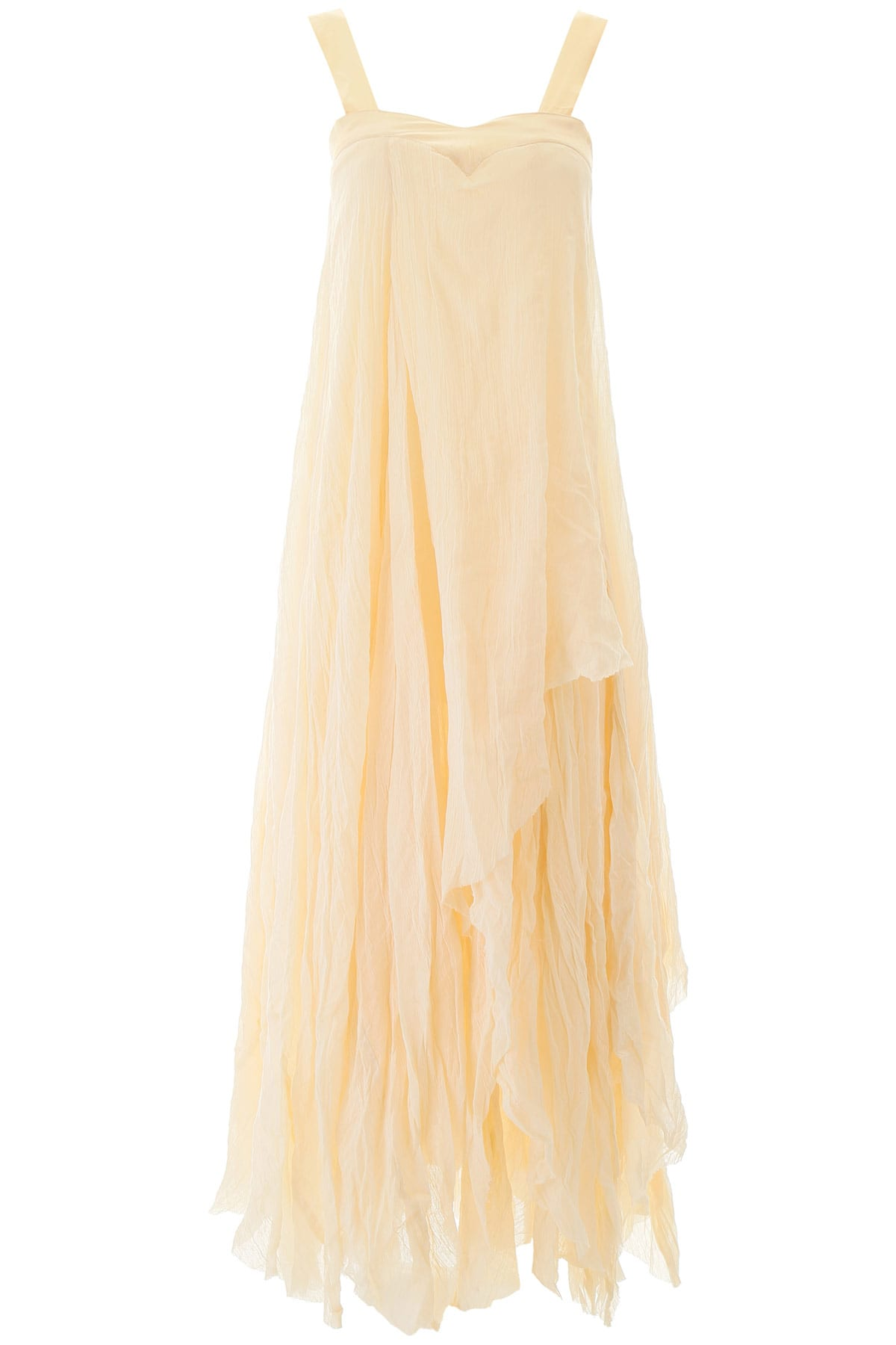 Mes Demoiselles Valentine Asymmetrical Dress