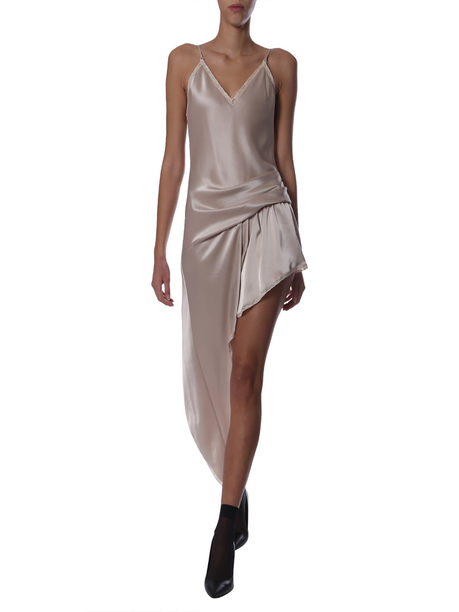 Buy Alexander Wang Asymmetrical Dress online, shop Alexander Wang with free shipping