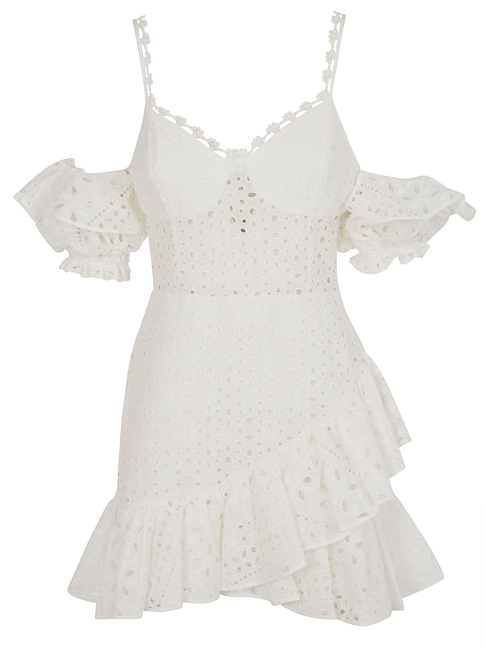 Buy Charo Ruiz Denisse Short Dress online, shop Charo Ruiz with free shipping