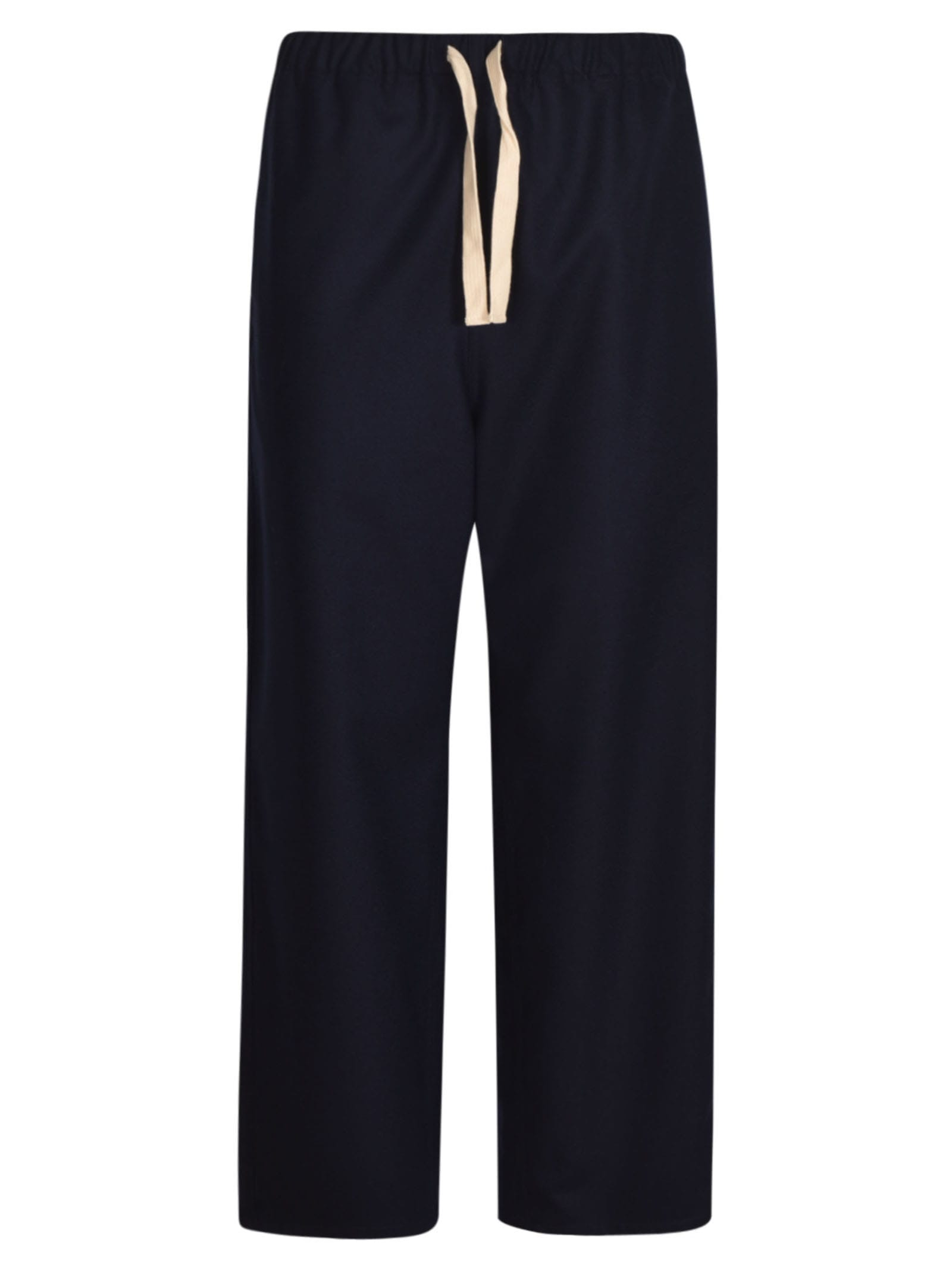 Sofie D'hoore Drawstring Trousers In Blue