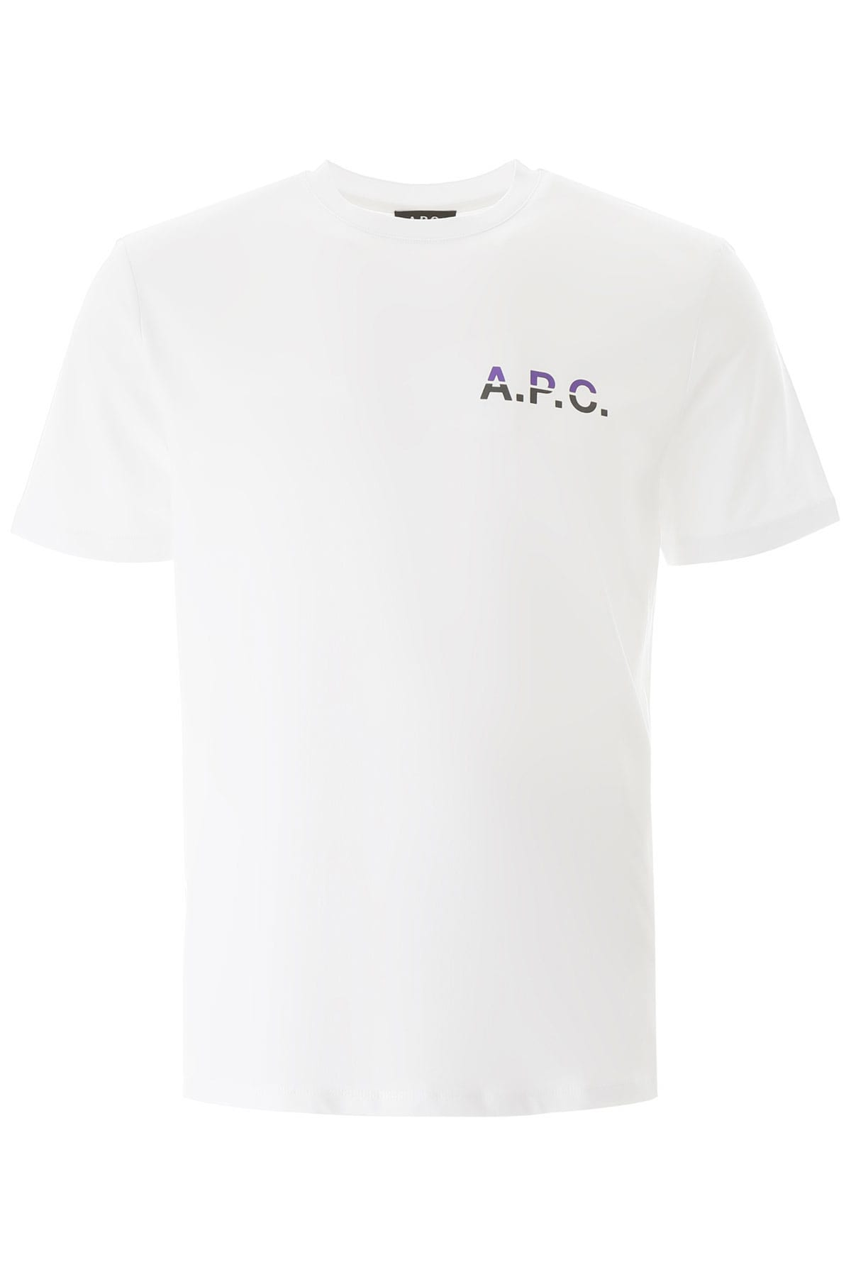 A.P.C. DAVID T-SHIRT WITH LOGO