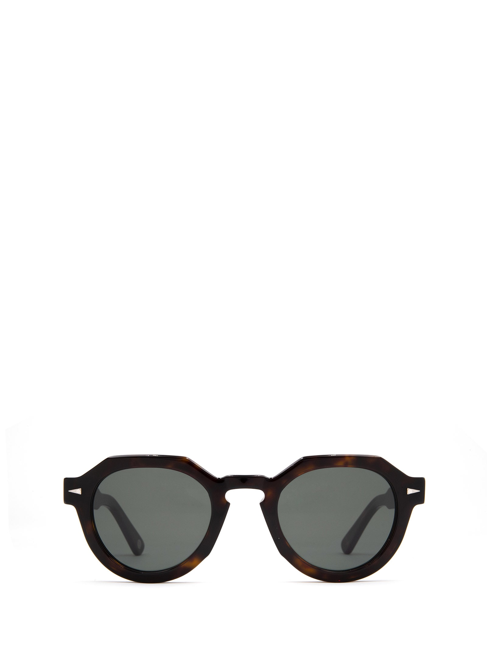 AHLEM Ahlem Grenelle Dark Turtle Sunglasses