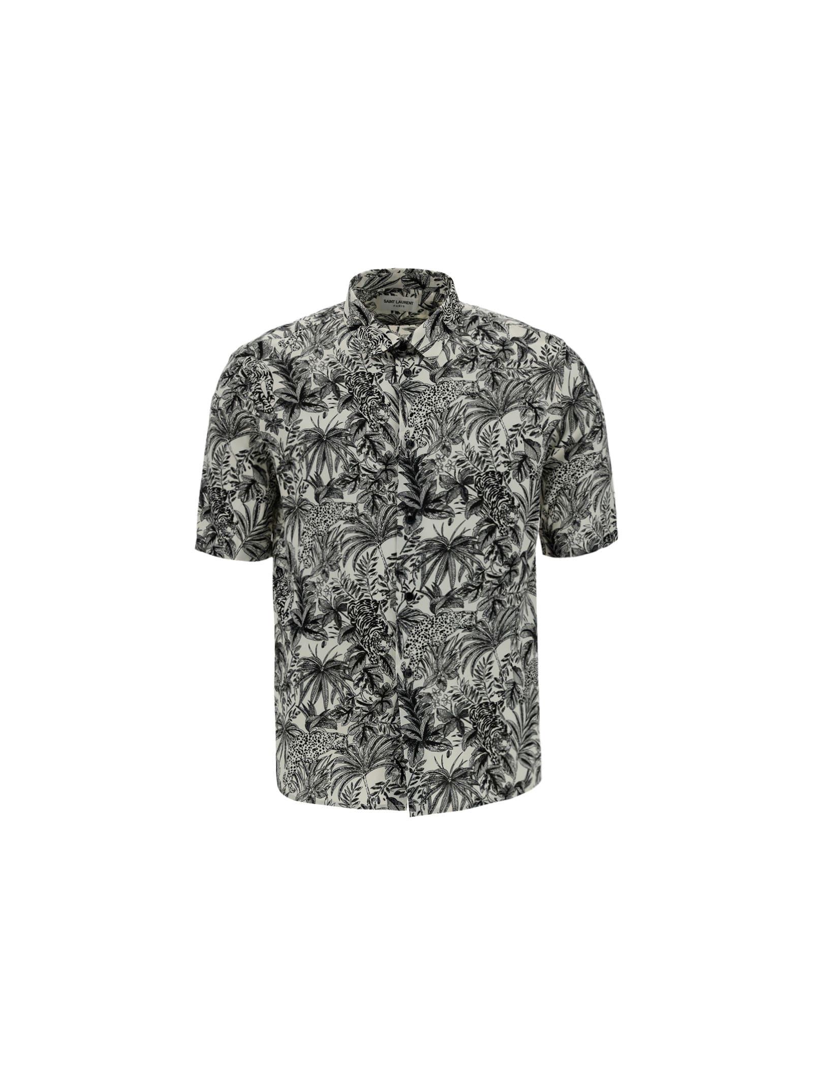 Saint Laurent Shirts SHIRT BY SAINT LAURENT