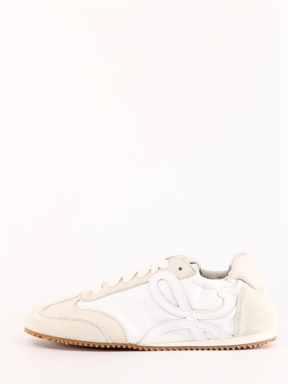 Loewe BALLET RUNNER WHITE