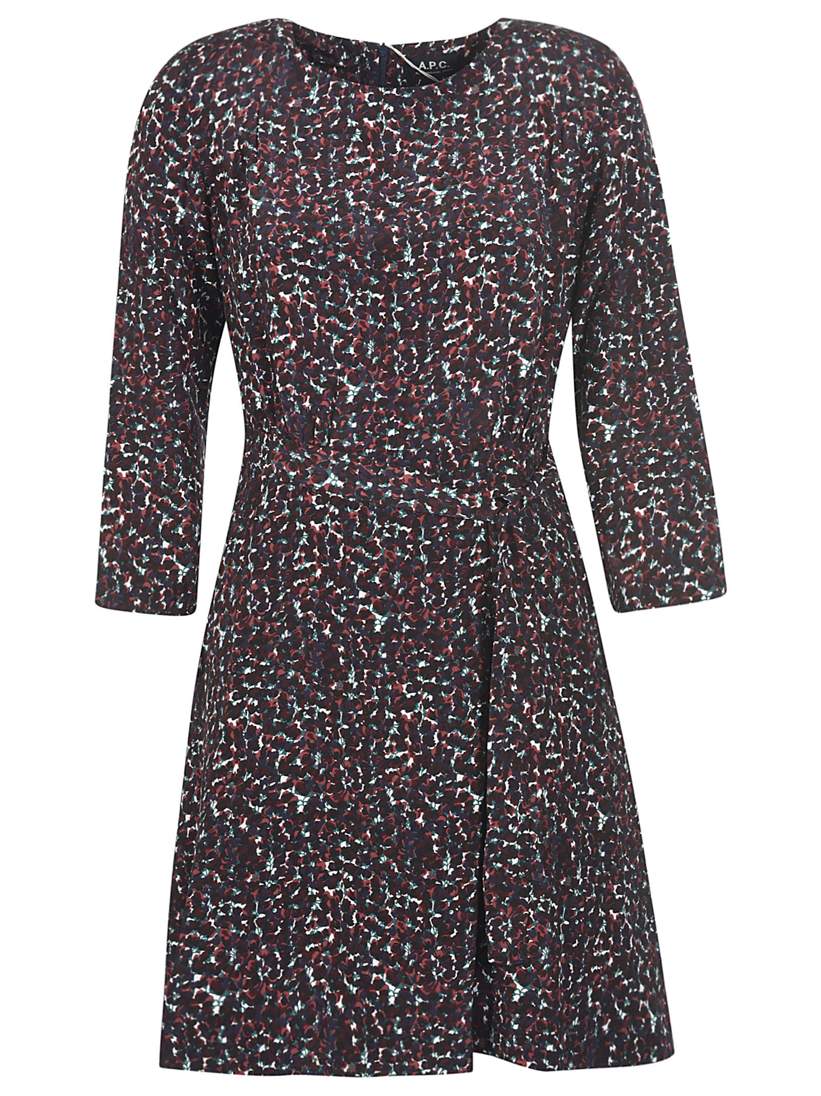 Buy A.P.C. Brigitte Robe Dress online, shop A.P.C. with free shipping