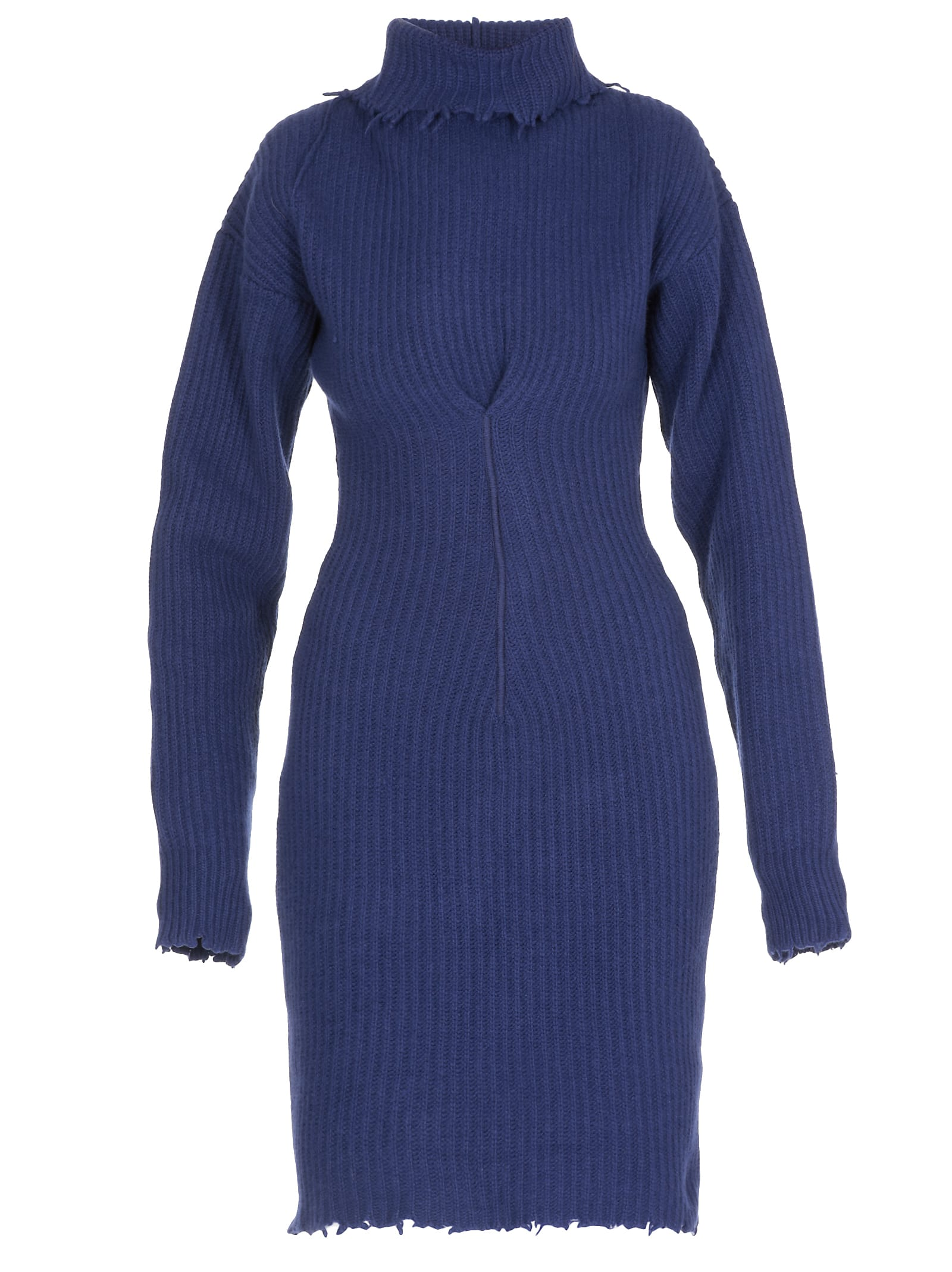 Ben Taverniti Unravel Project Ribbed Dress