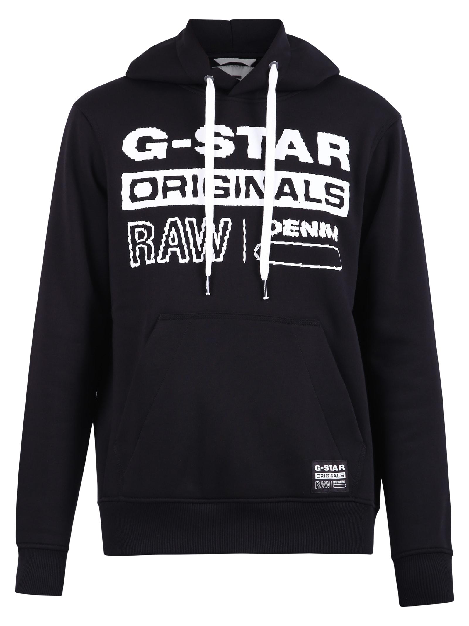 G-Star Raw Branded Hoodie