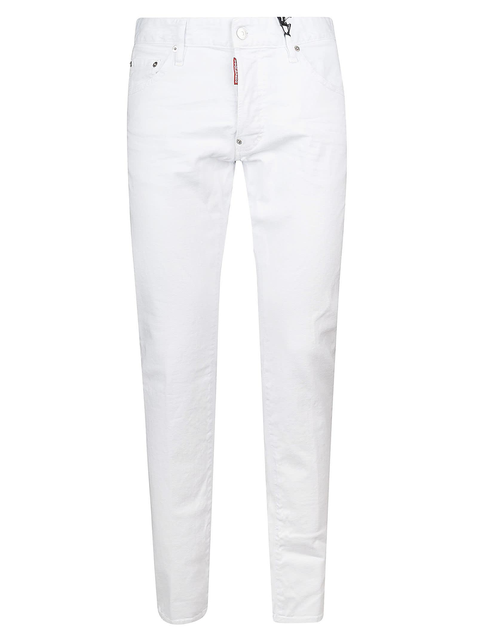 Dsquared2 5 Pocket Slim Jeans