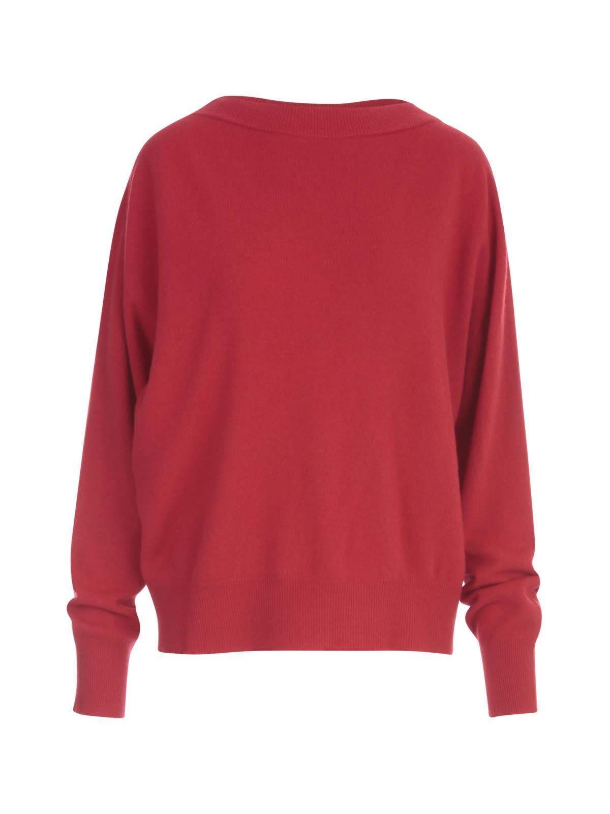 Crew Neck L/s Sweater