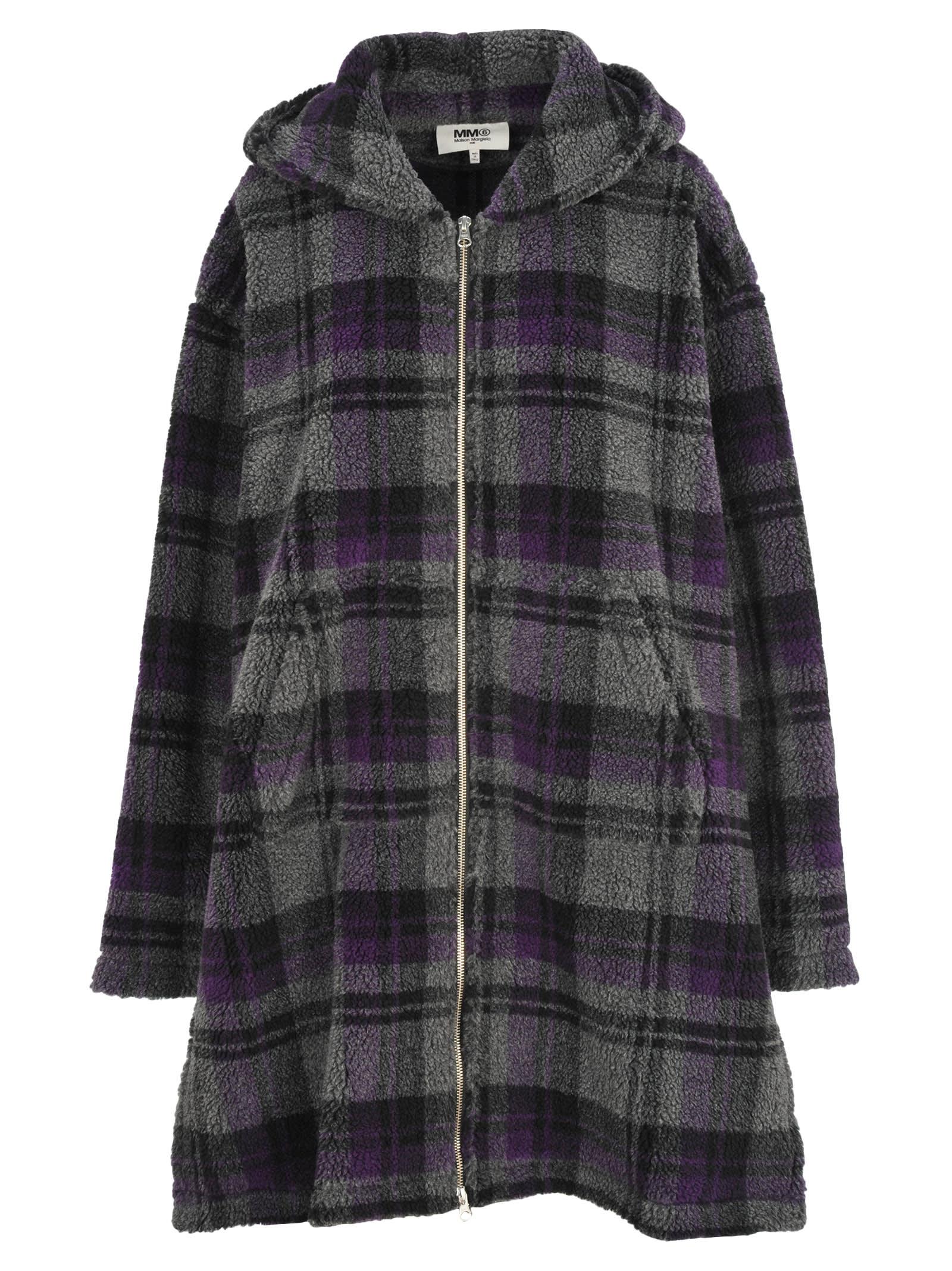 Mm6 Oversized Coat