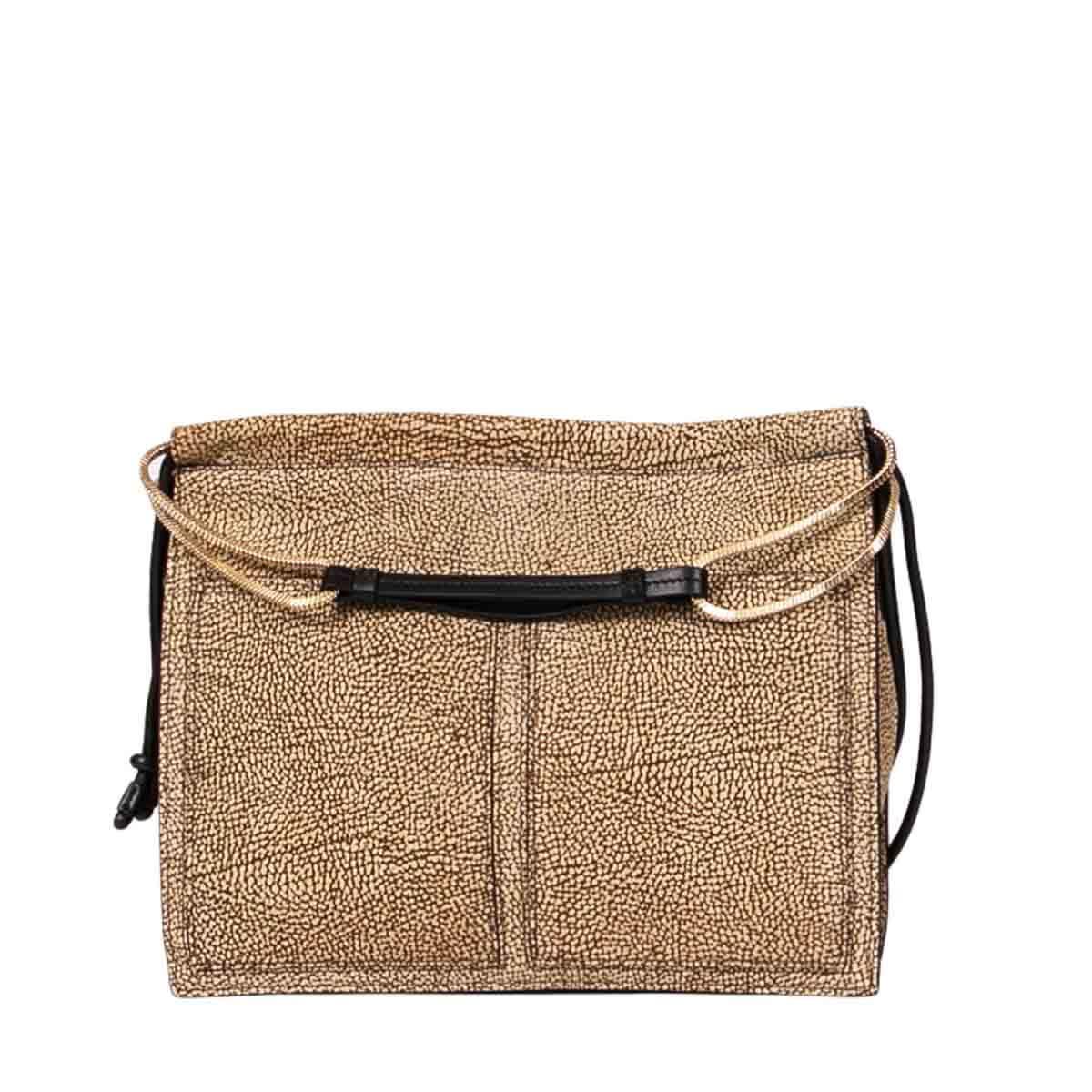 Medium Centerfold Hobo Bag