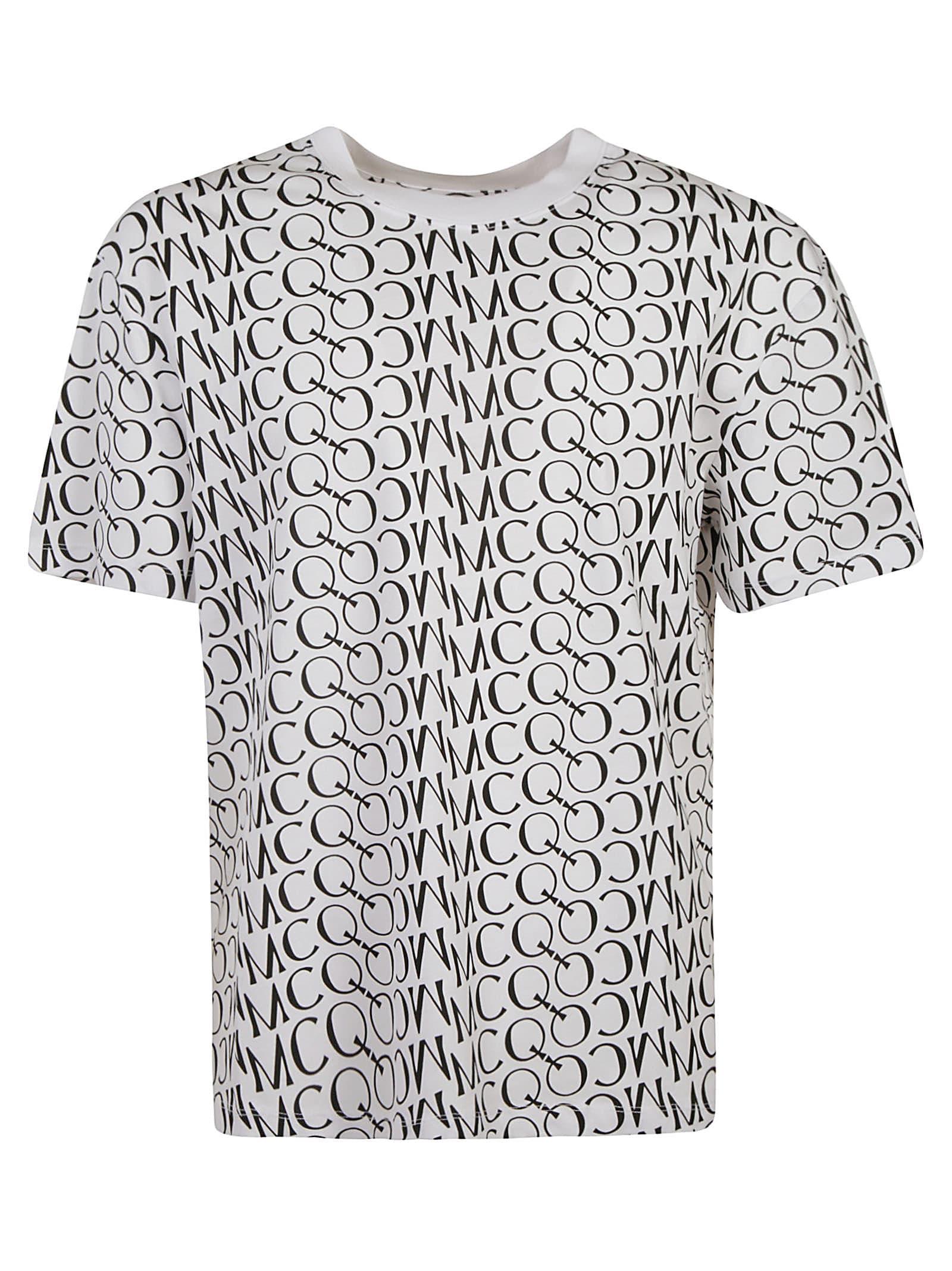 McQ Alexander McQueen Logo Motif T-shirt
