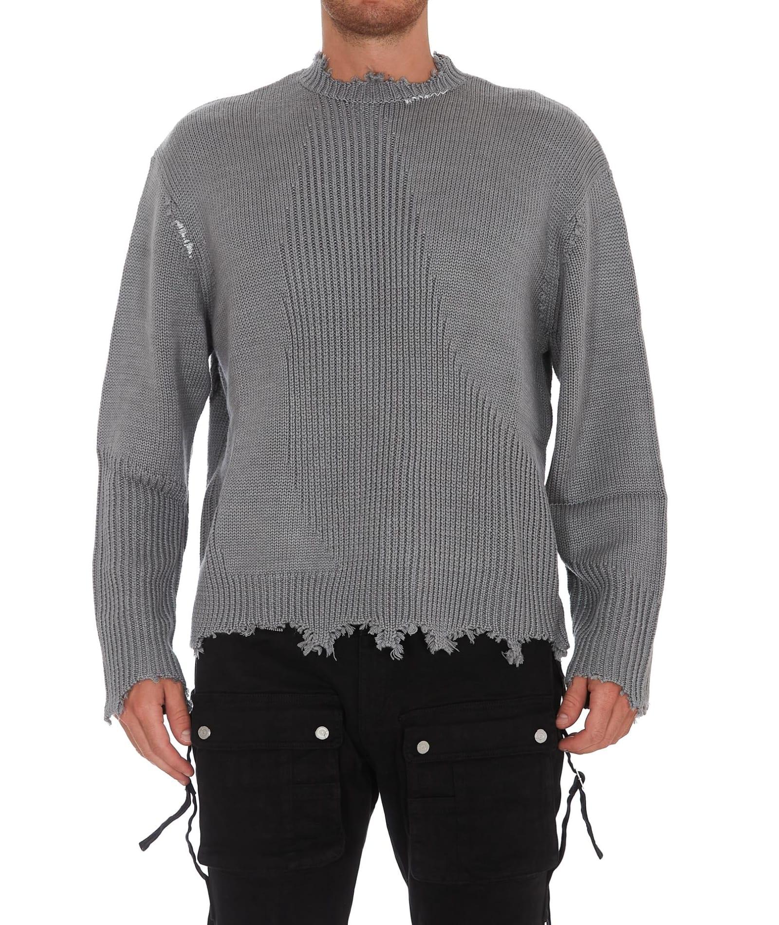 Arc Sculpture Sweater