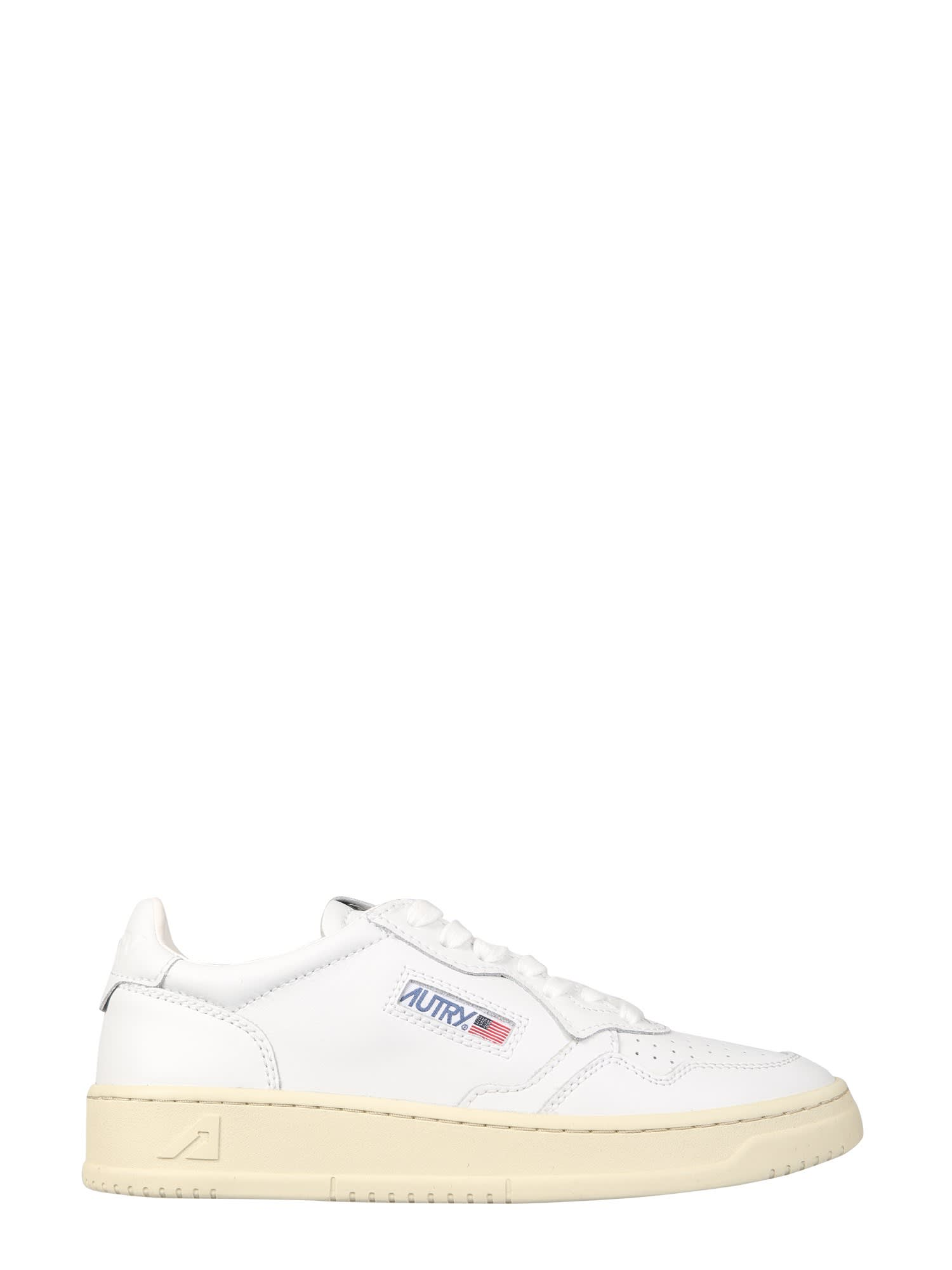 Autry Leathers LEATHER SNEAKERS
